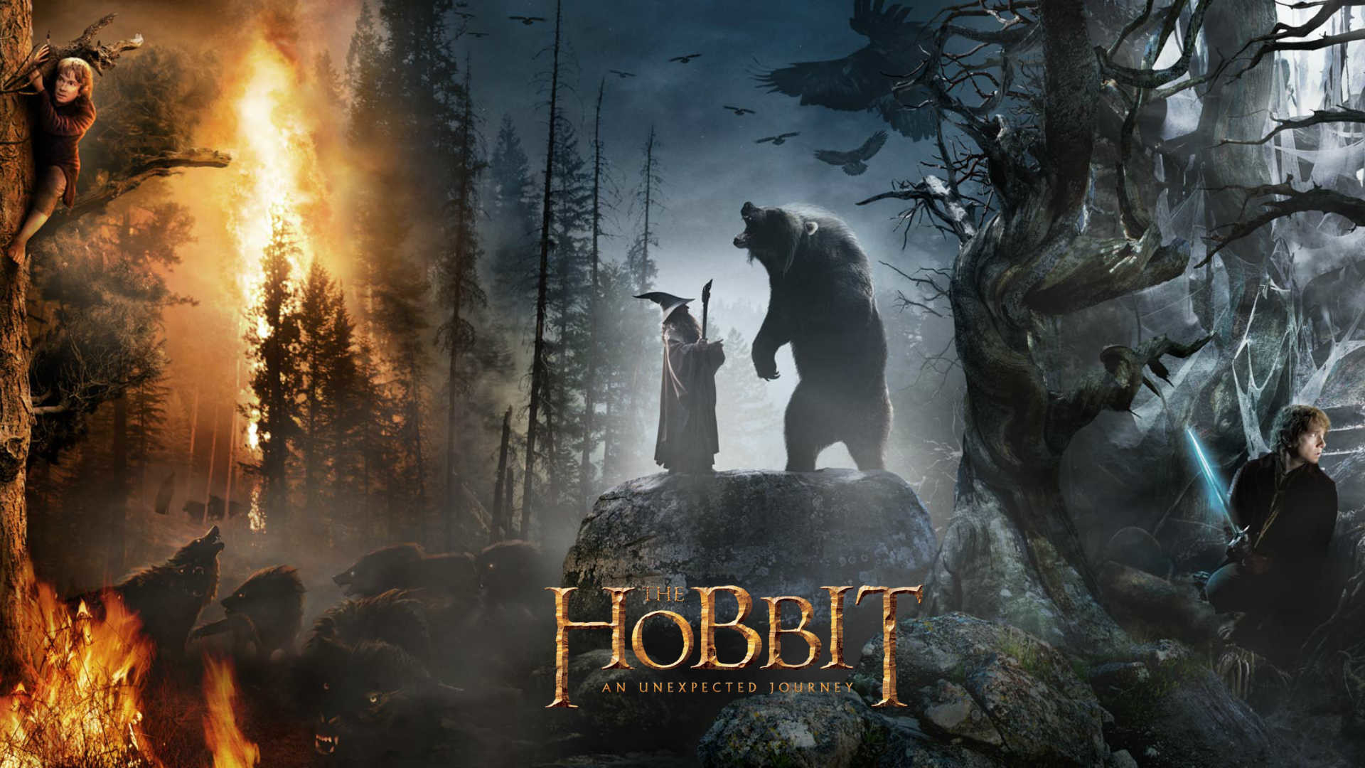 1920x1080 Movie_the hobbit_ an unexpected journey_284450 ...