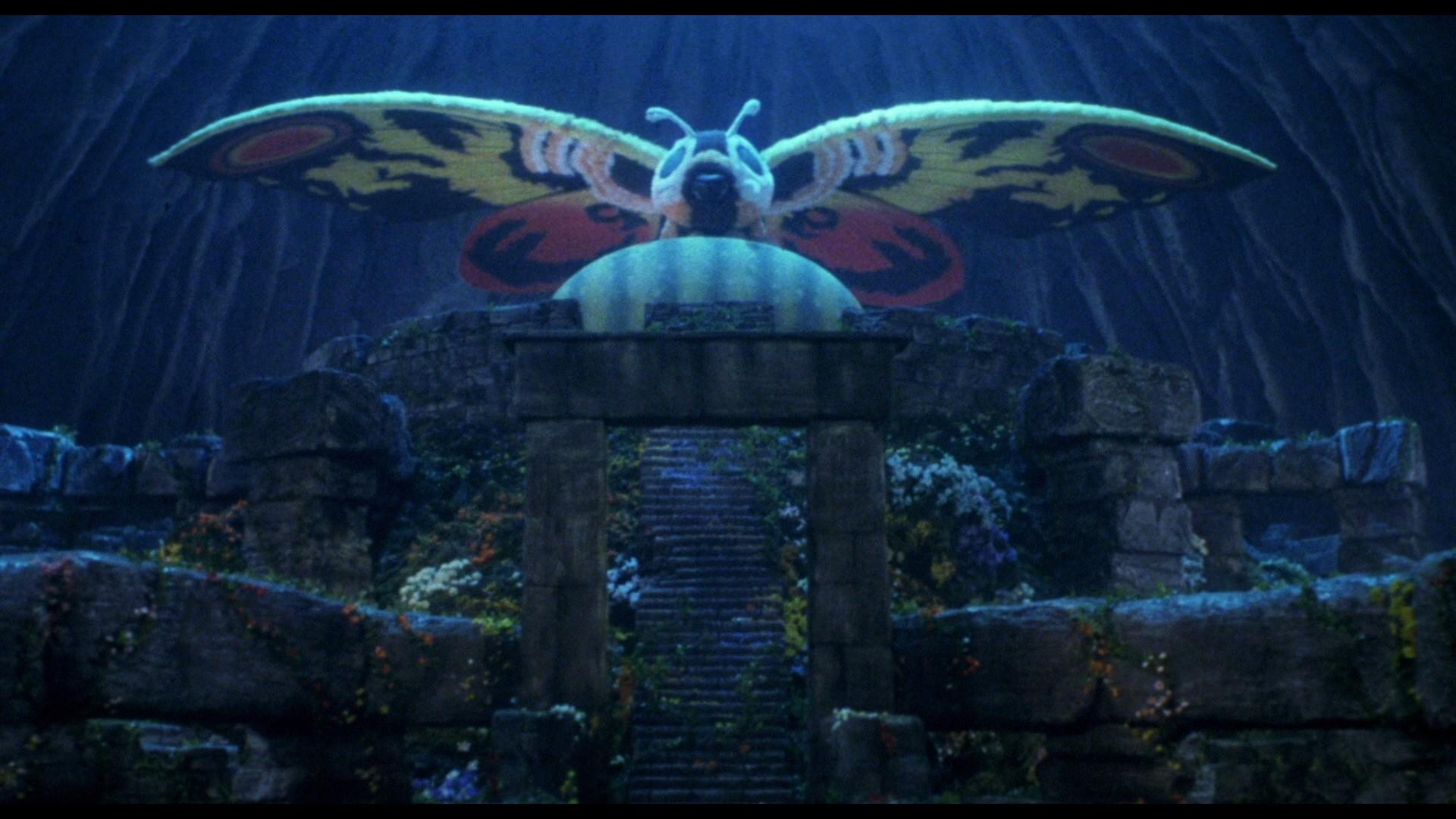 Godzilla Rodan Mothra