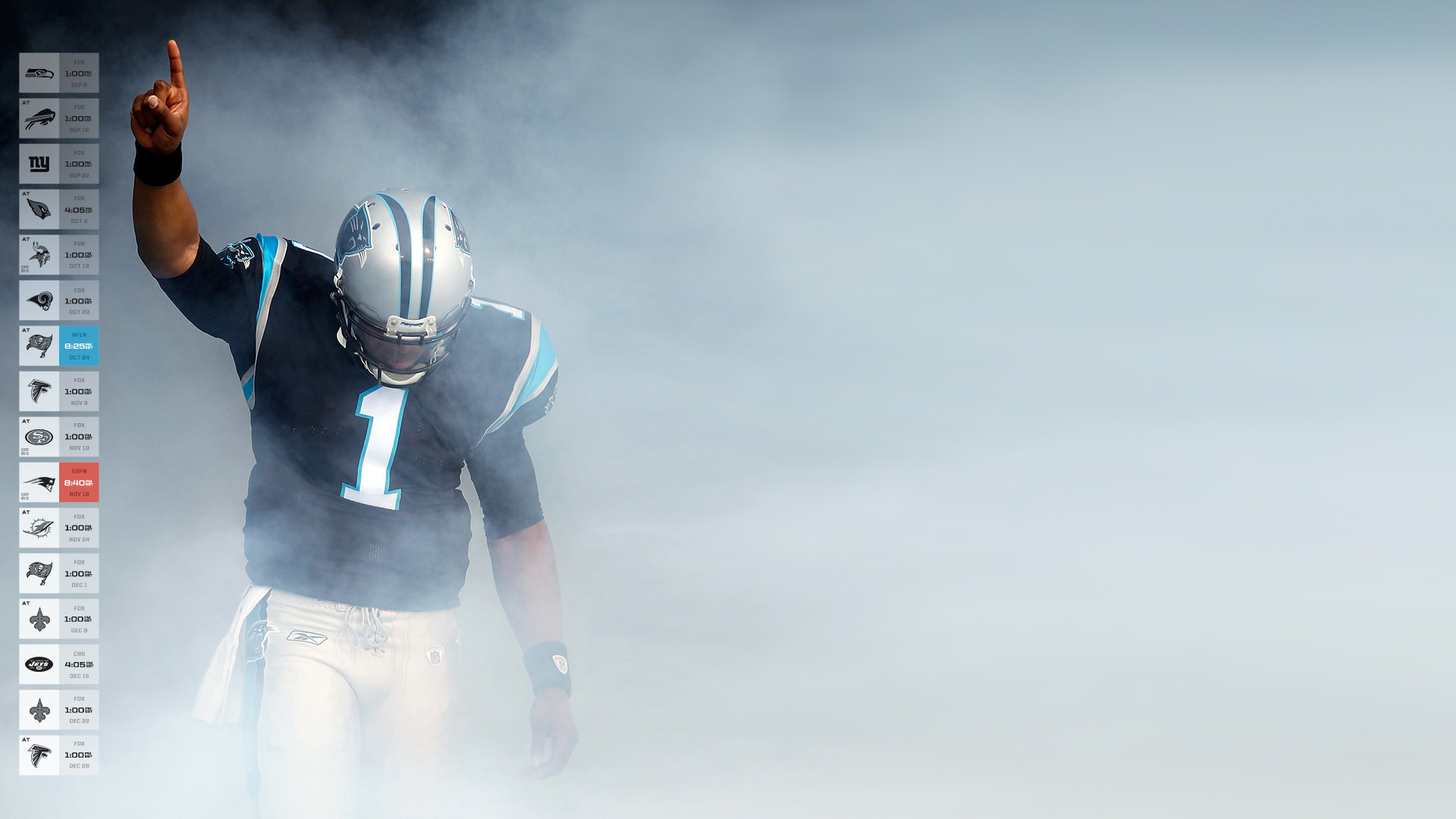 1920x1080 Android + iPhone + Desktop - Carolina Panthers - Carolina Huddle .