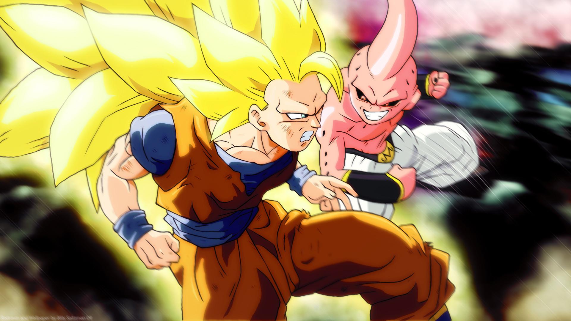 Goku Vs Broly Wallpaper 61 Images