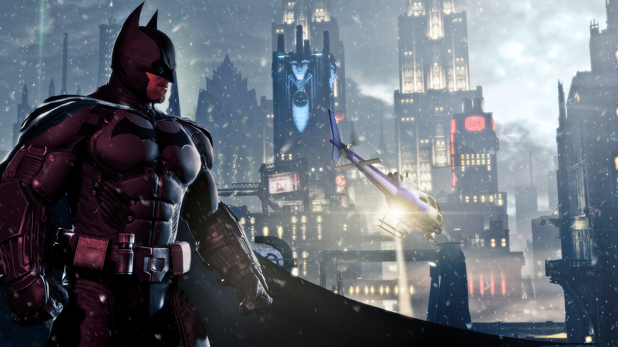 2048x1152 Batman Arkham Origins Latest Wallpapers 04482