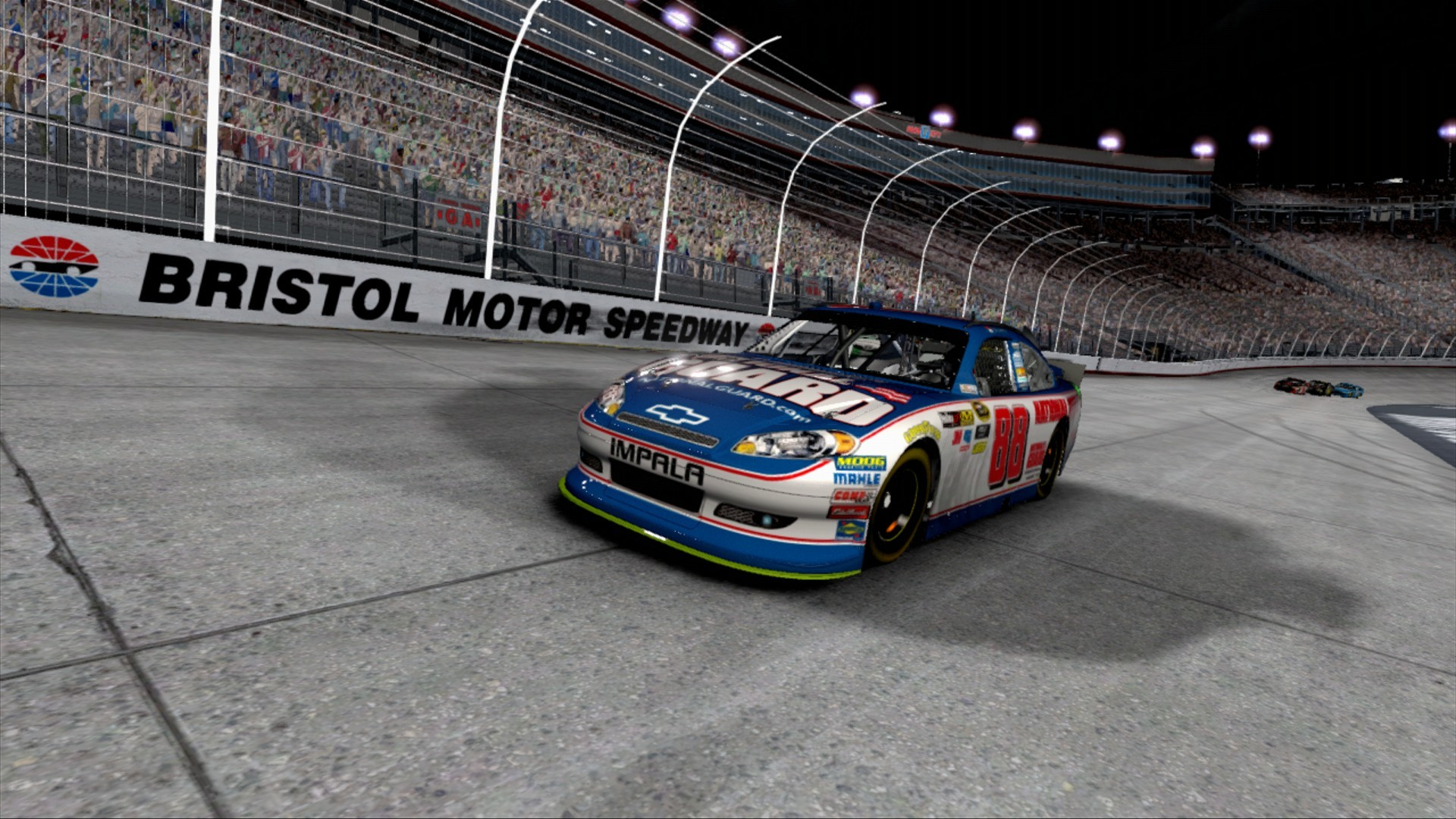 1920x1080 Dale Earnhardt, Jr. Featured on Cover of NASCAR The Game: Inside Line