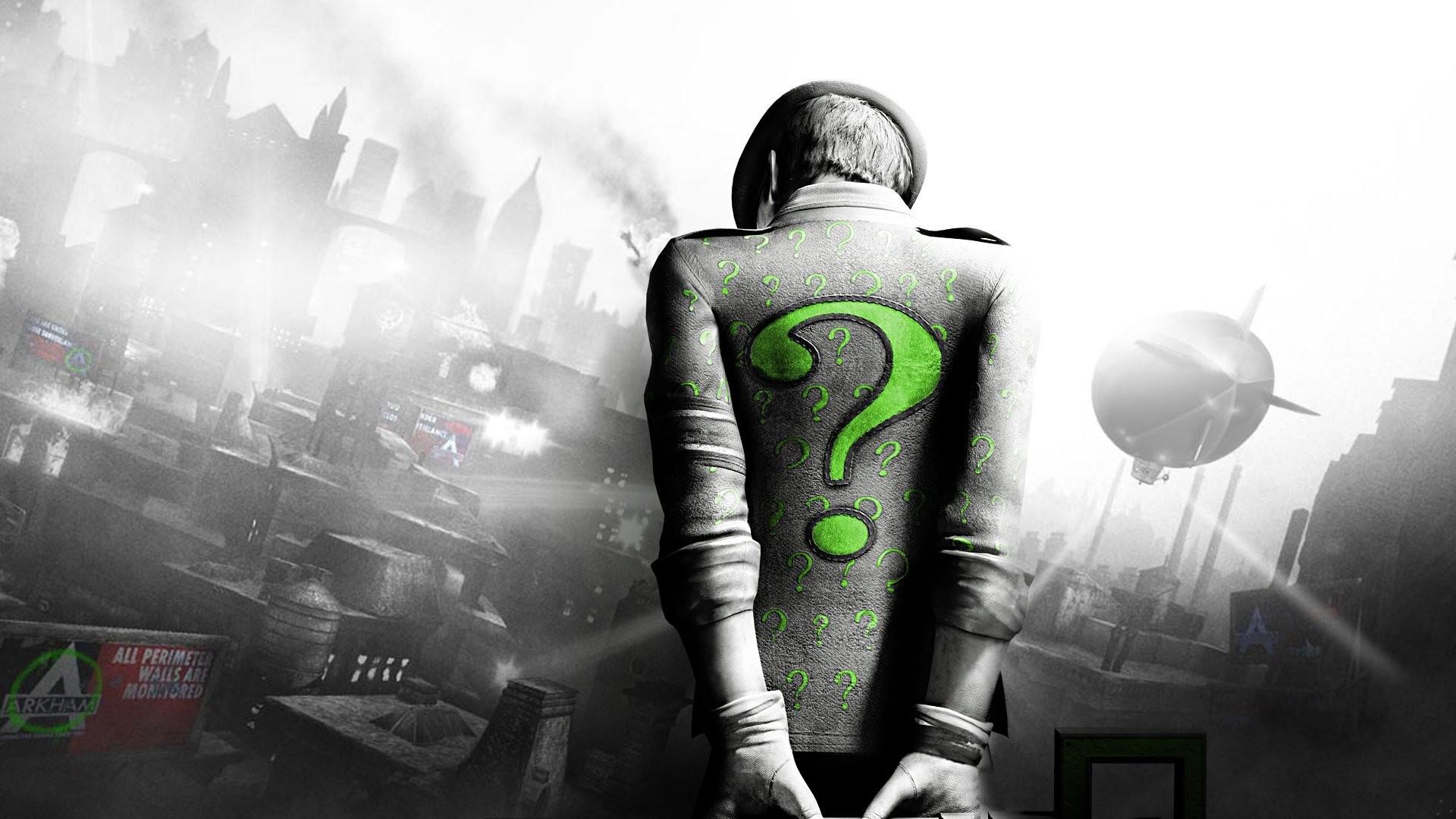 Riddler Question Mark Wallpaper 73 Images