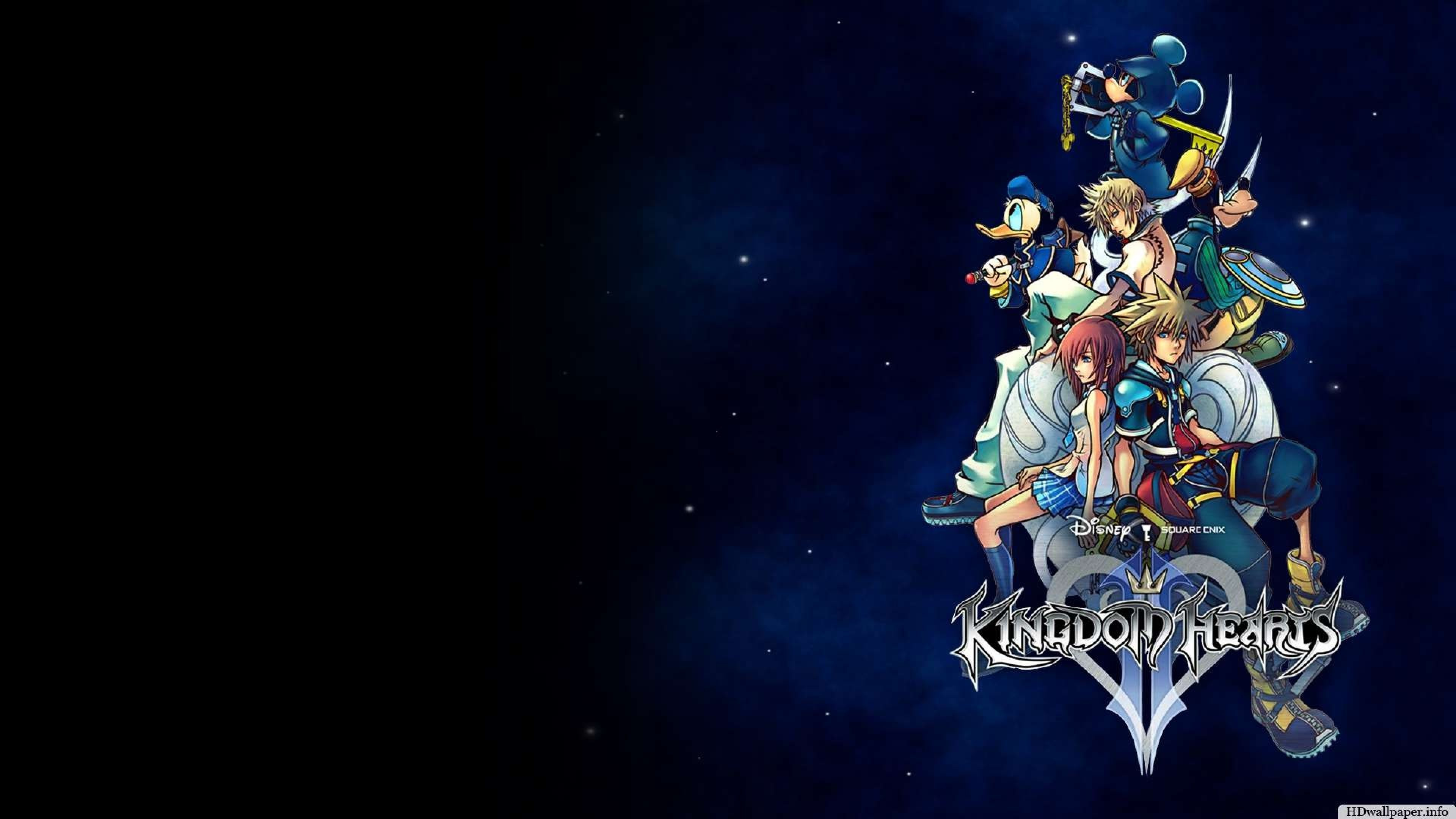 3840x2160 Kingdom Of Hearts Wallpaper Hd | HD Wallpapers