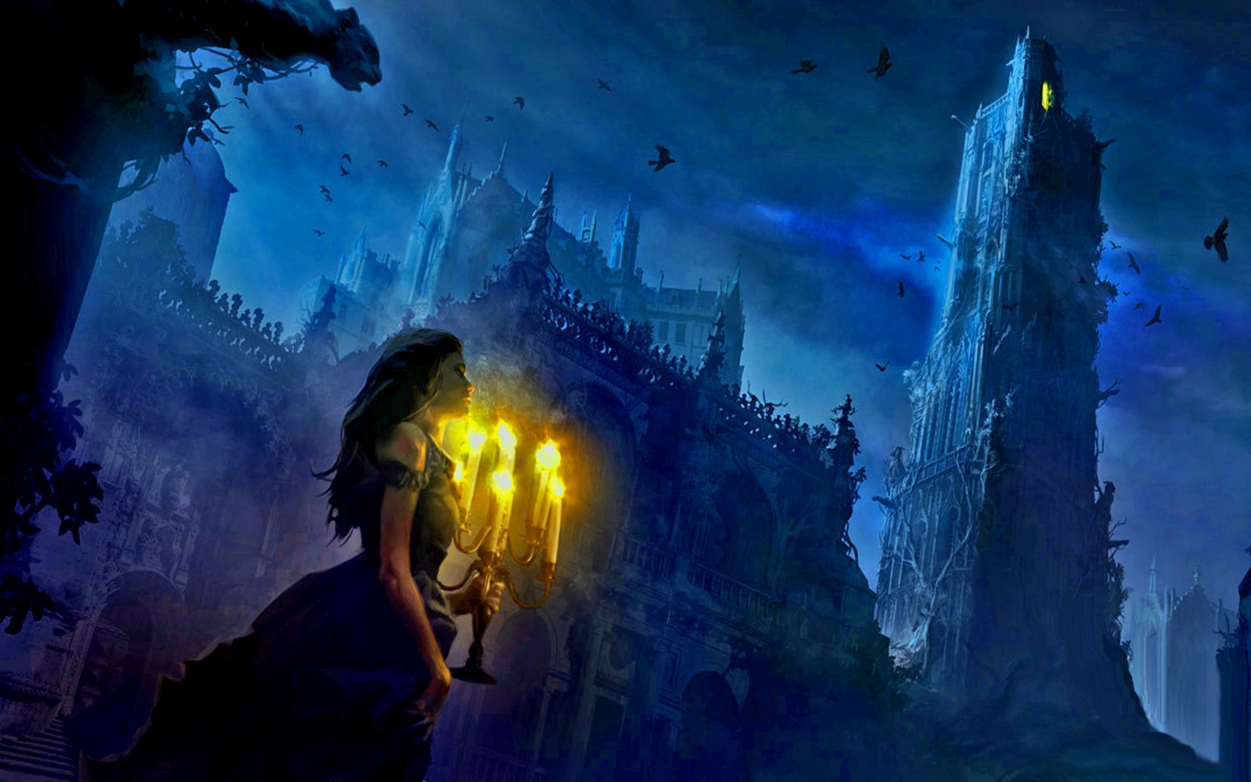 Beauty And The Beast Wallpaper (79+ Images