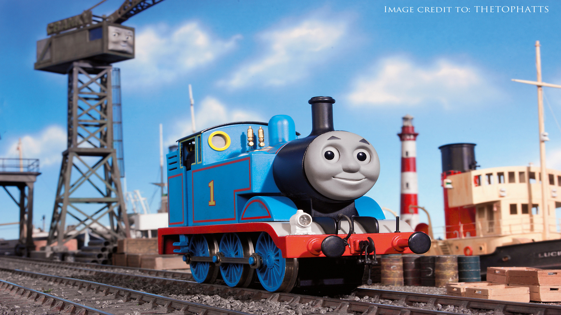 Thomas and friends wallpaper hd 61 images - Background thomas and friends ...