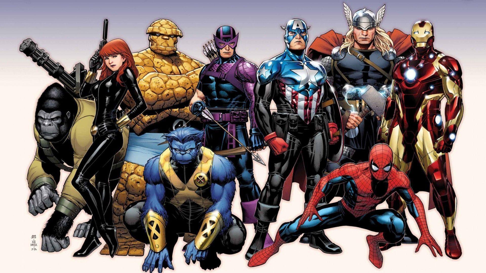 Amazing Wallpaper Marvel Variant - 798505-download-marvel-comics-wallpaper-1920x1080-computer  Pic_904973.jpg