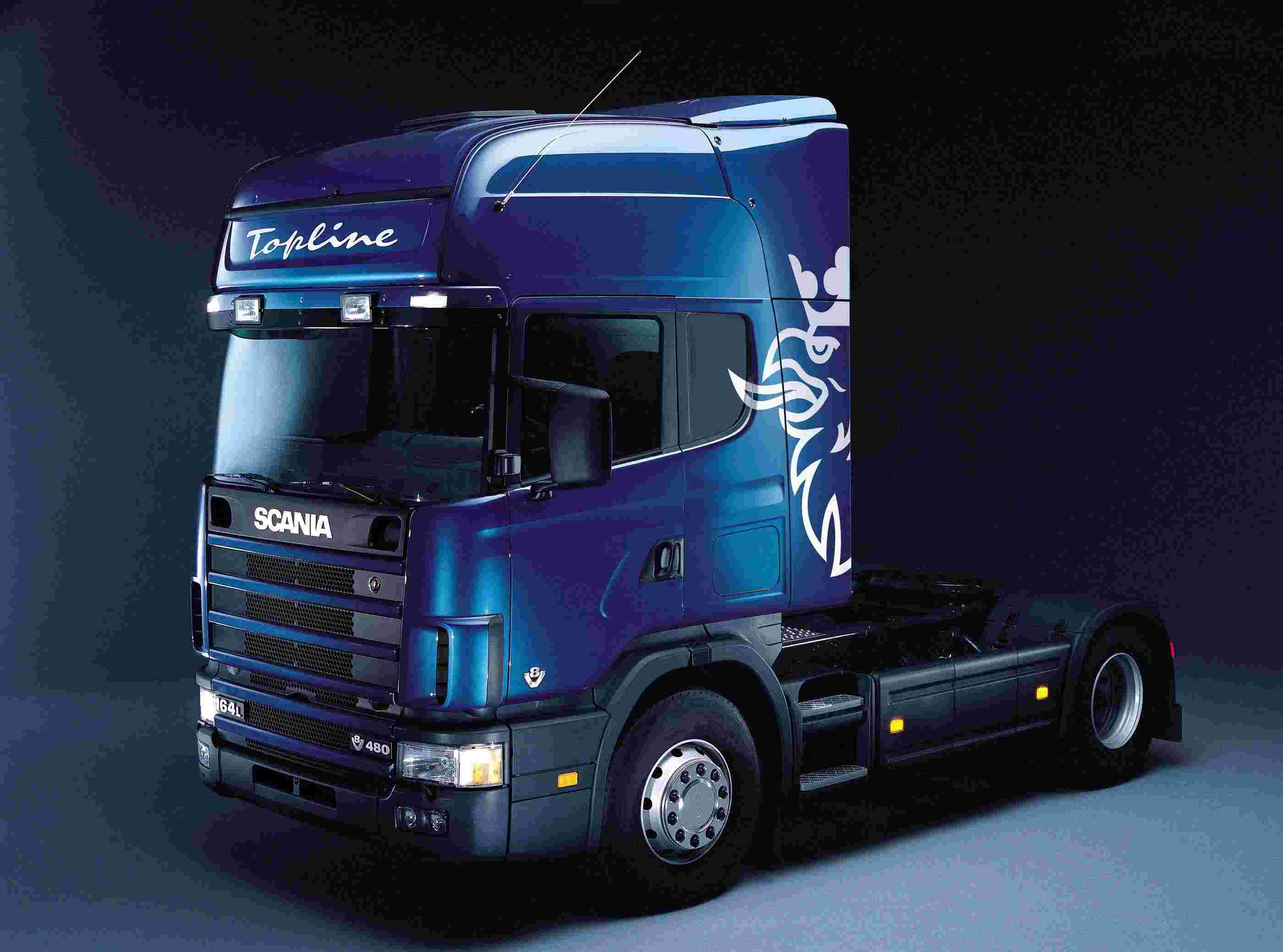 Scania Trucks Wallpapers 61 Images