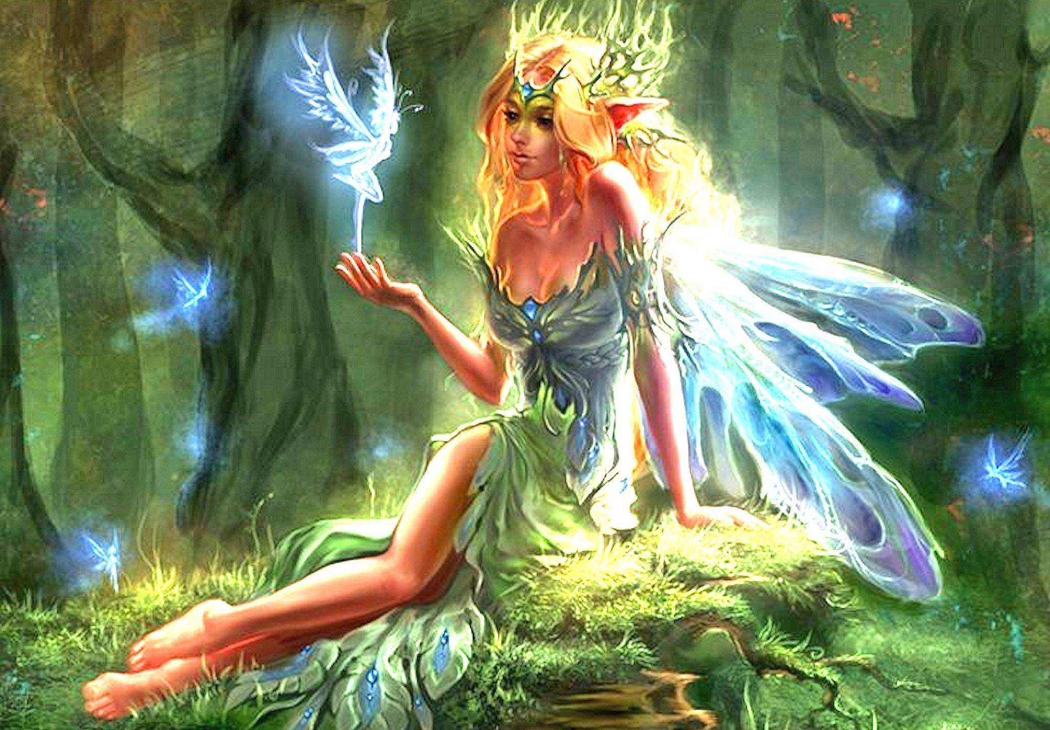 Fantasy Fairies Wallpapers (62+ Images