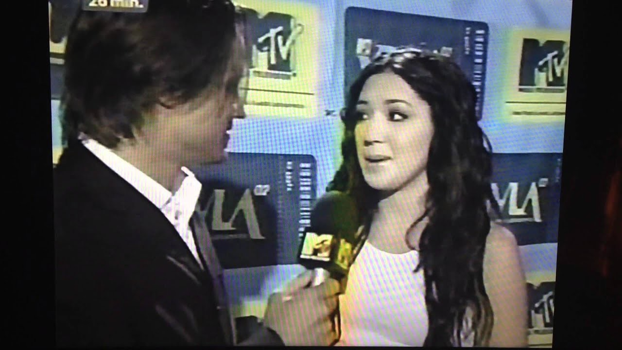 Res: 1920x1080, Michelle branch at the red carpet of mtv latin america vma's interview