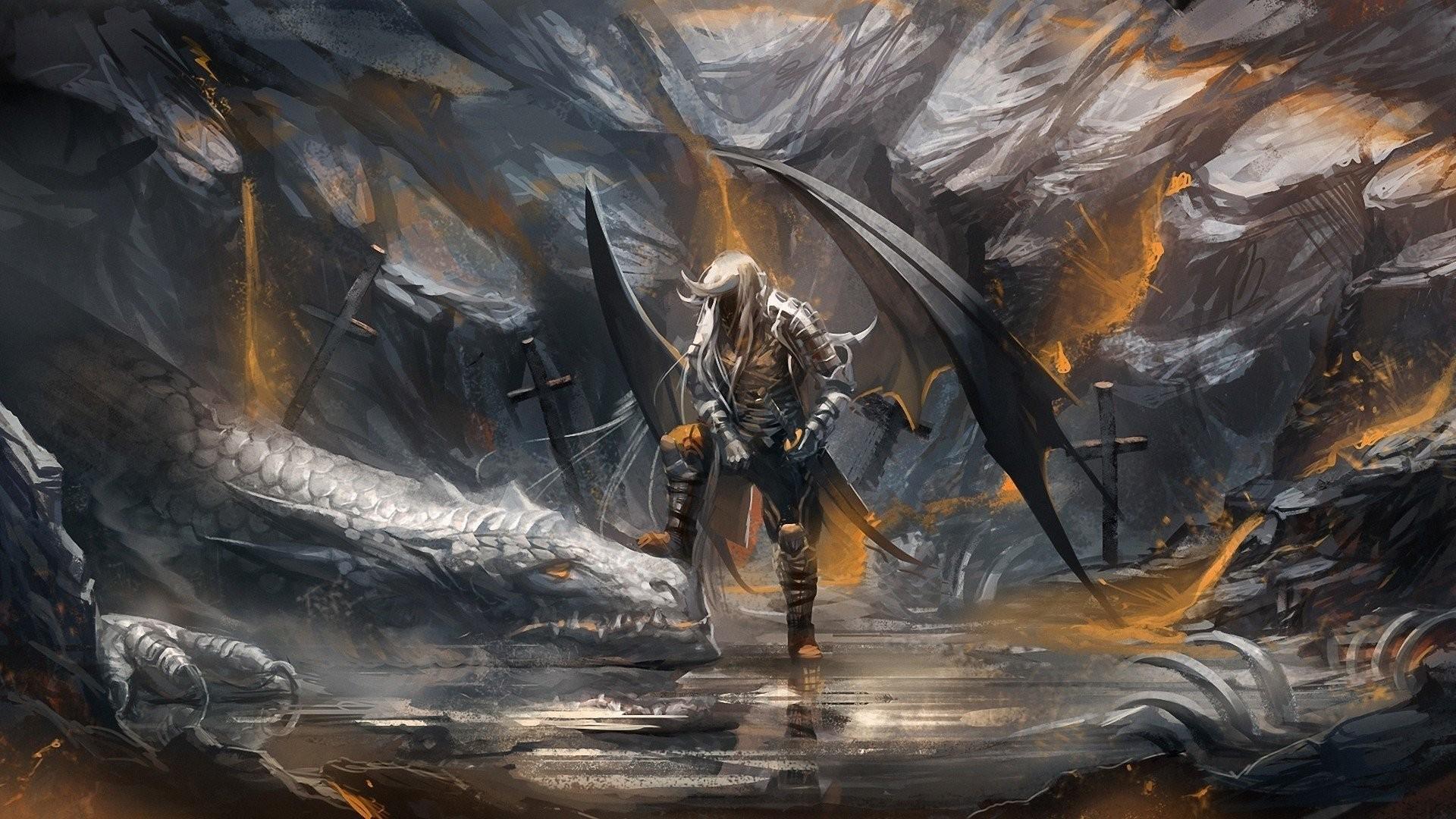 Dragon Slayer Wallpaper 74 Images
