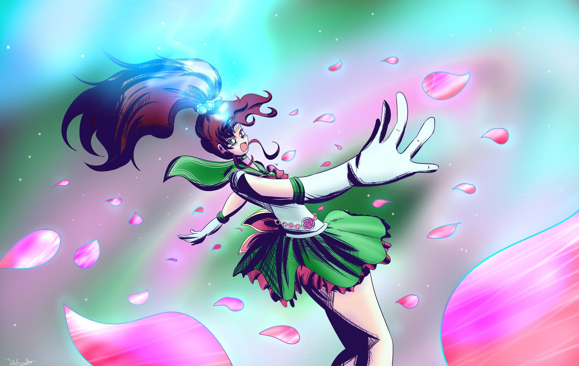 Sailor Jupiter Wallpaper 65 Images