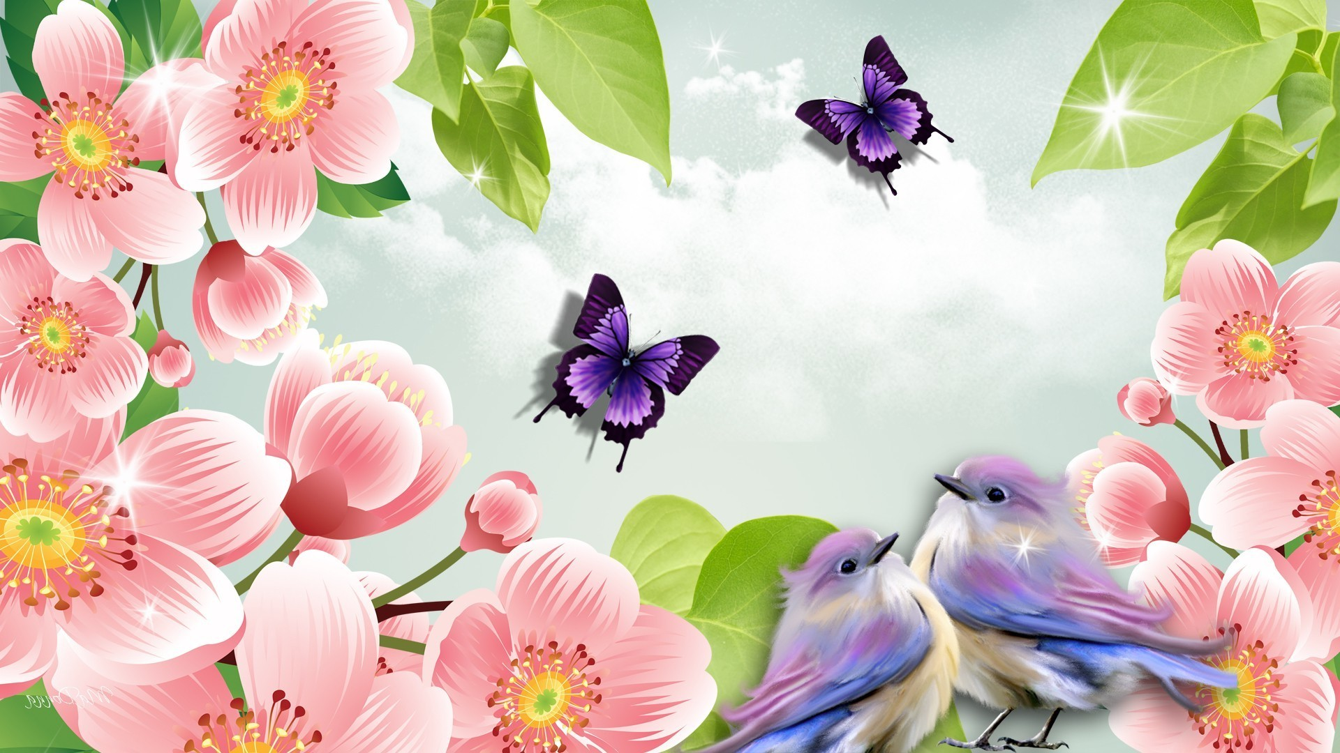 1920x1080 Desktop Spring wallpapers HD free - 438265