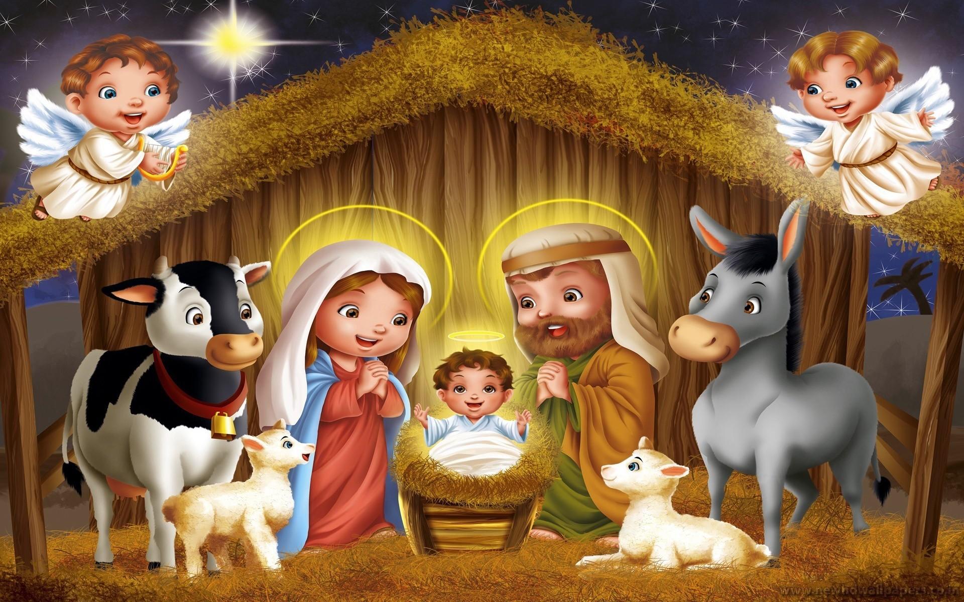 1920x1200 Christmas Merry Santa Claus Mickey Mouse Minnie Daffy Duck Disney