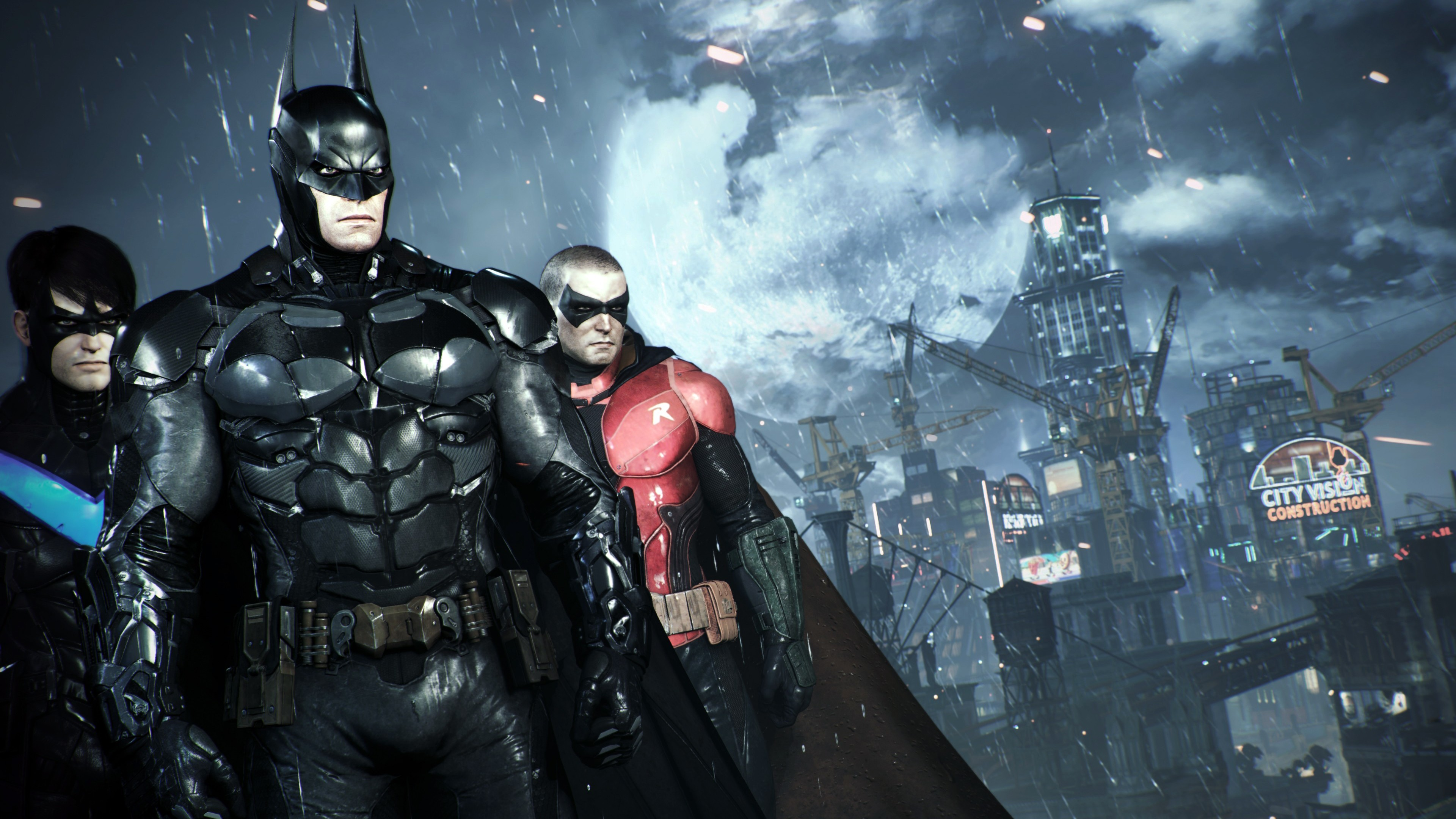 Batman And Robin Wallpaper Hd 75 Images
