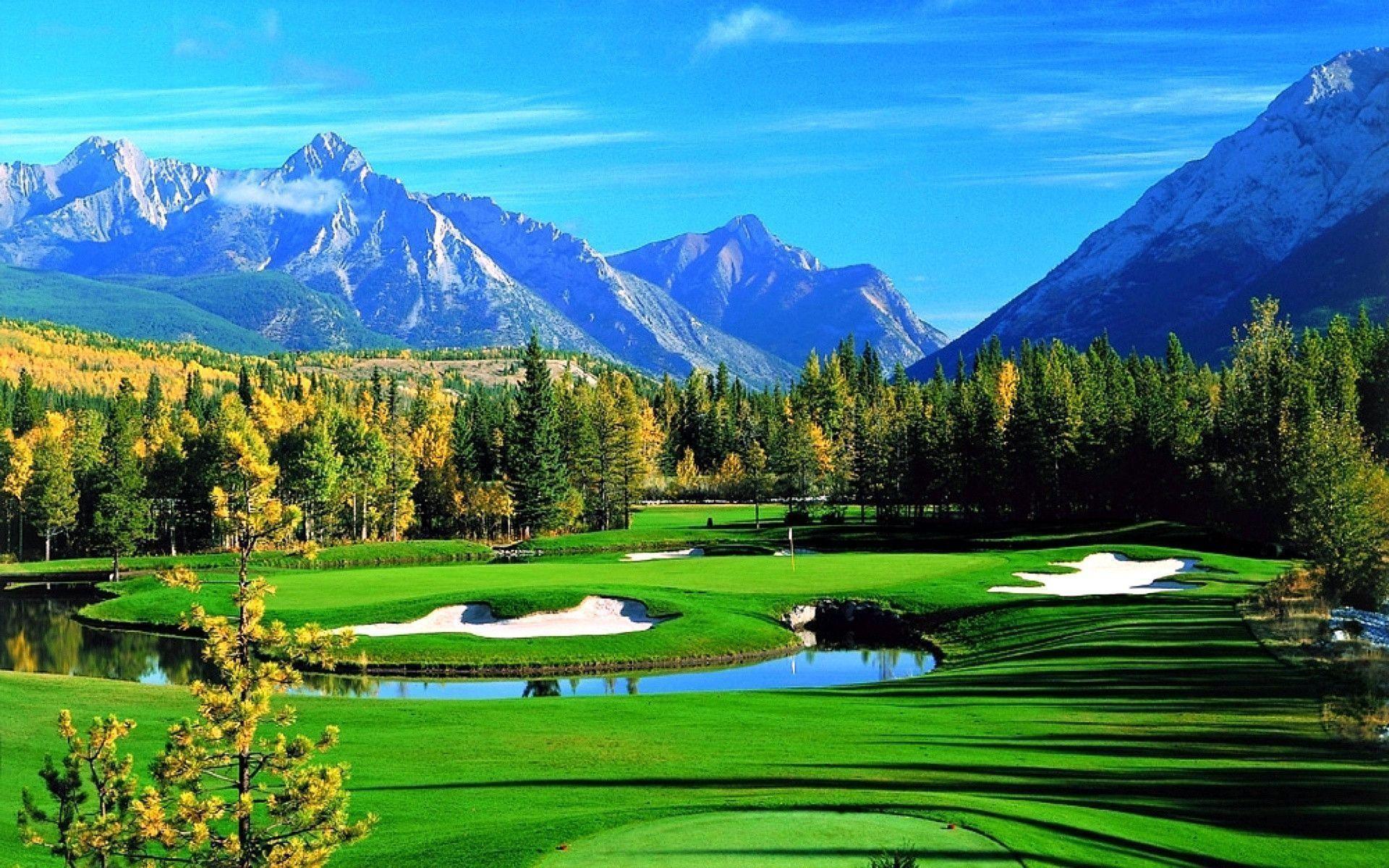 Golf Desktop Backgrounds (63+ Images