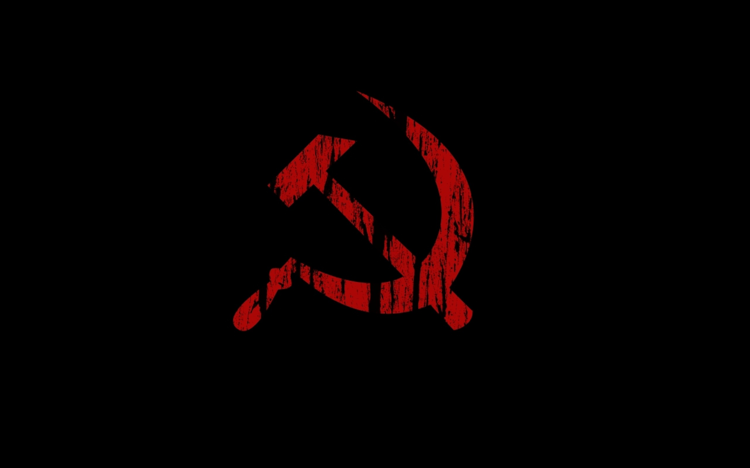 2560x1600 communism hammer and sickle soviet union 1280x800 wallpaper Art HD Wallpaper