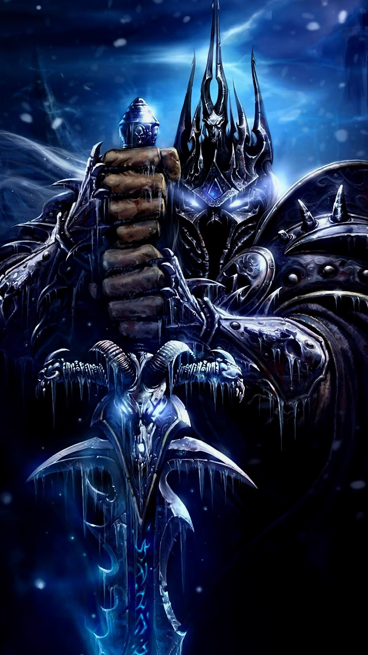 1440x2560 Mobile Phone x World of warcraft Wallpapers HD Desktop