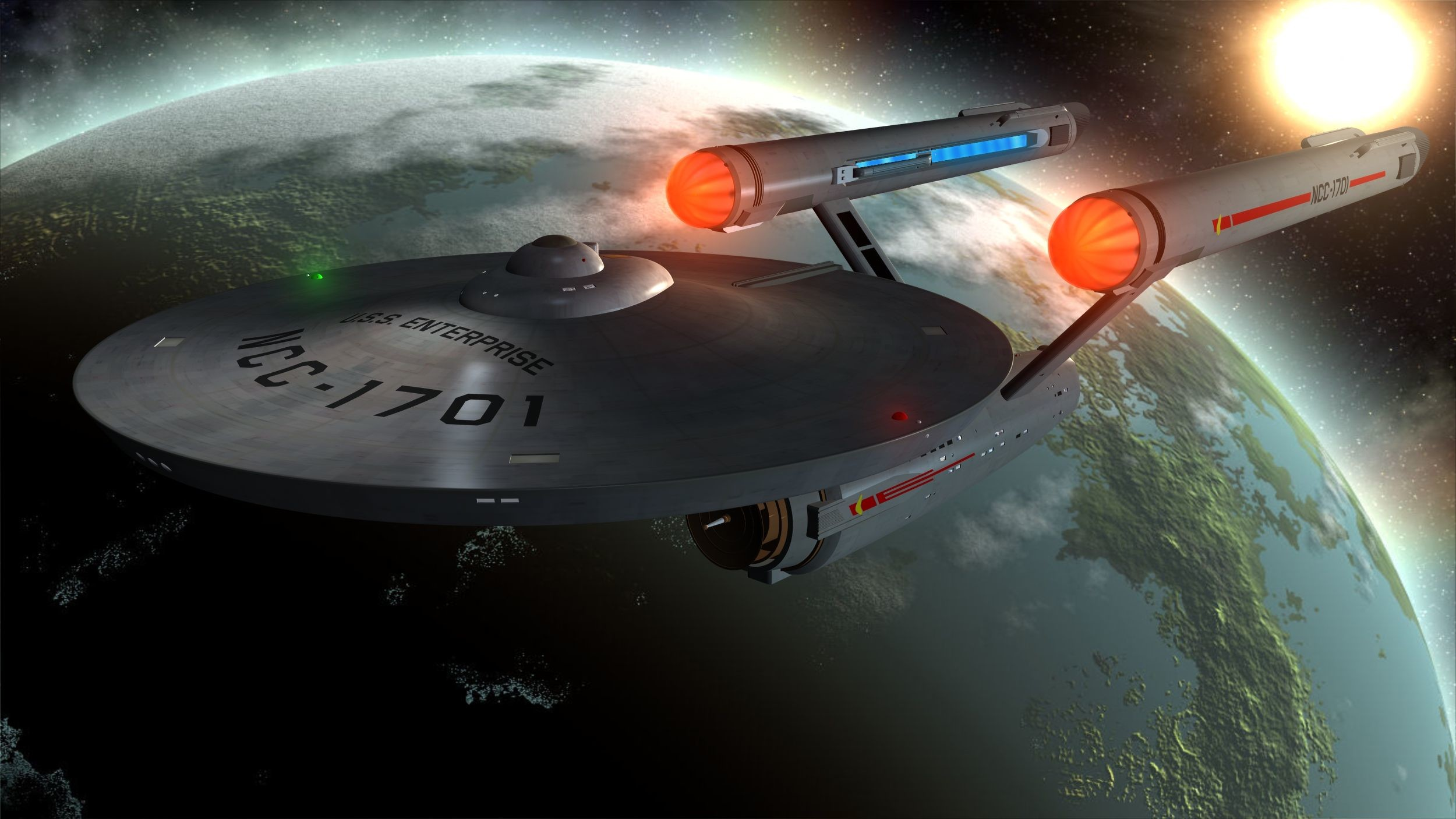 2500x1406 Fernsehserien - Raumschiff Enterprise Star Trek Enterprise (Star Trek)  Wallpaper