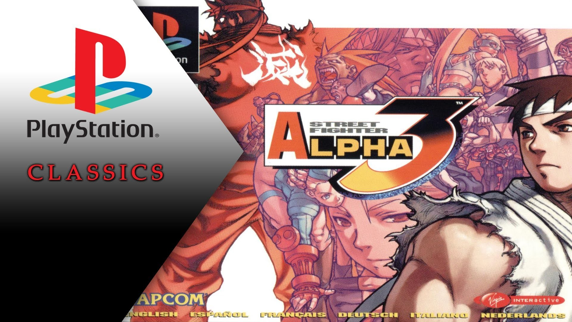 1920x1080 Street Fighter Alpha 3 HD Wallpaper 19 - 1920 X 1080