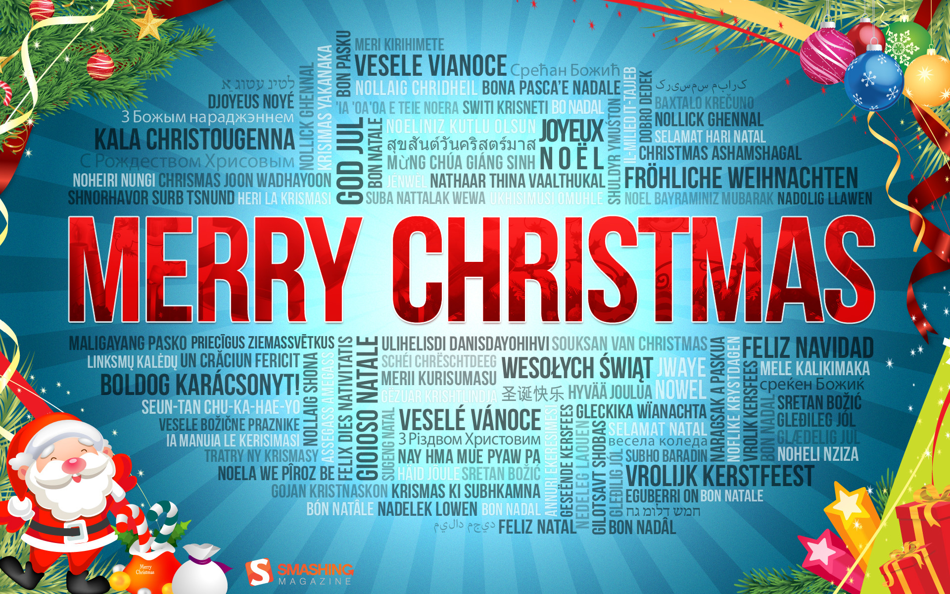 1920x1200 ... Merry Christmas 3 Wallpapers | HD Wallpapers ...