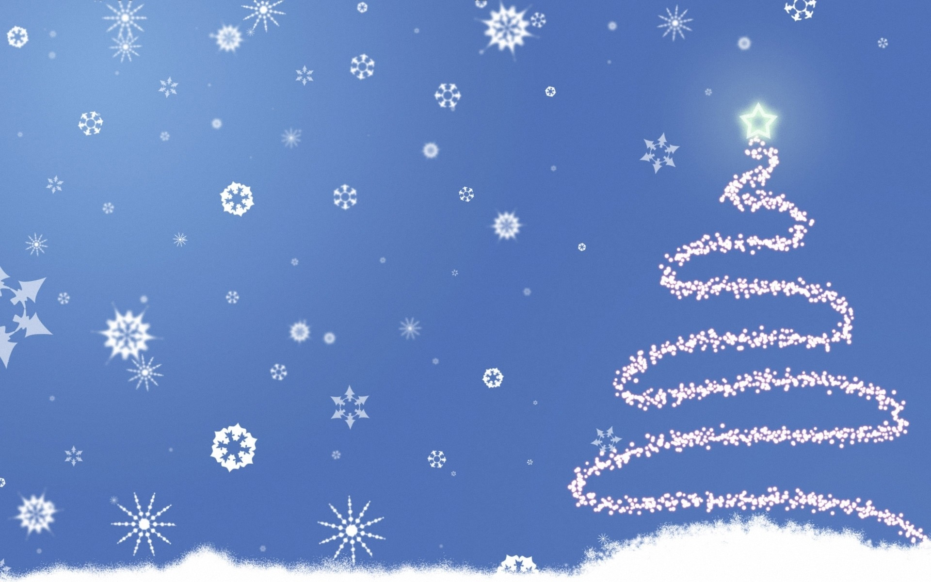 1920x1200 blue-christmas-wall-01