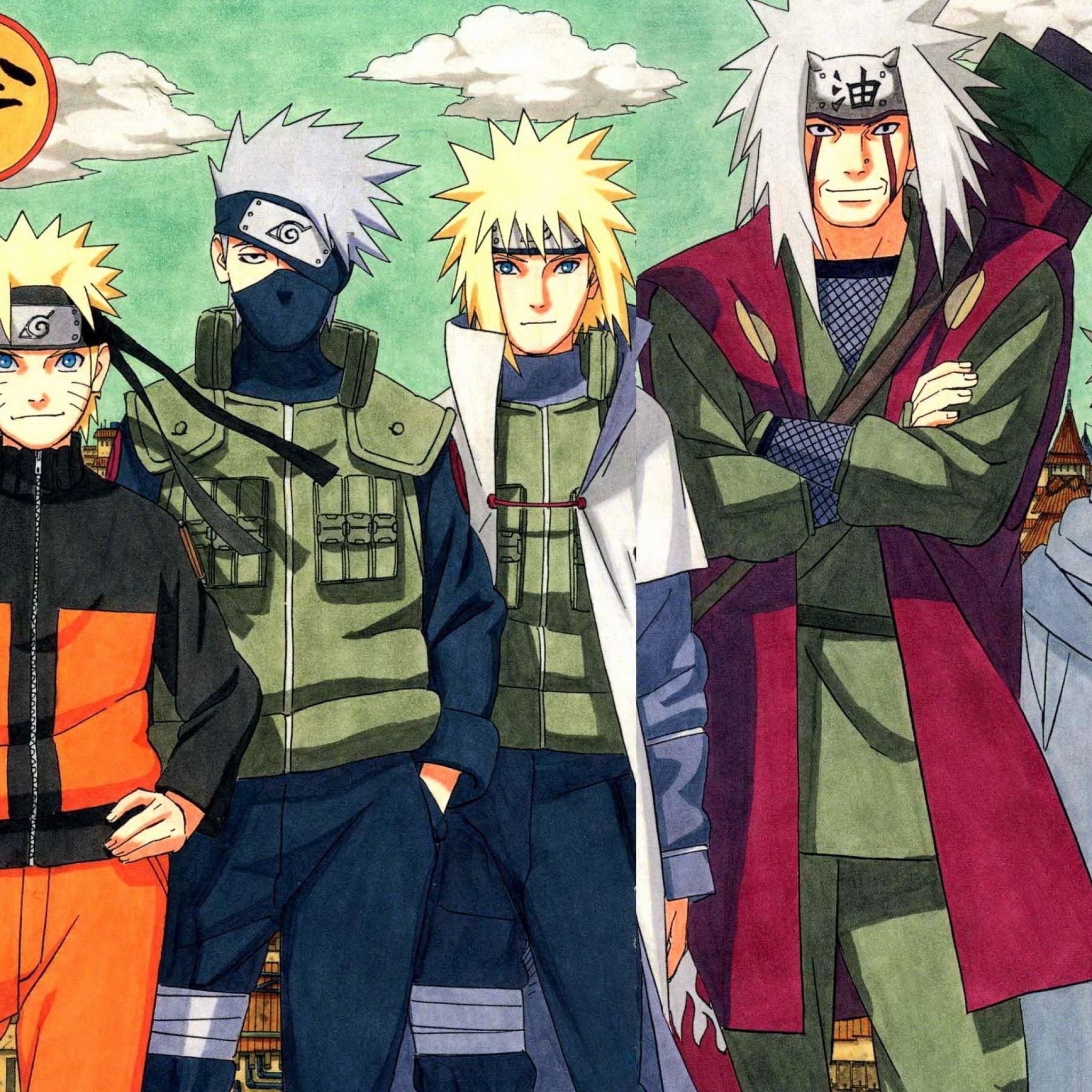 Naruto Hd Wallpaper: Cool Naruto Wallpapers HD (60+ Images