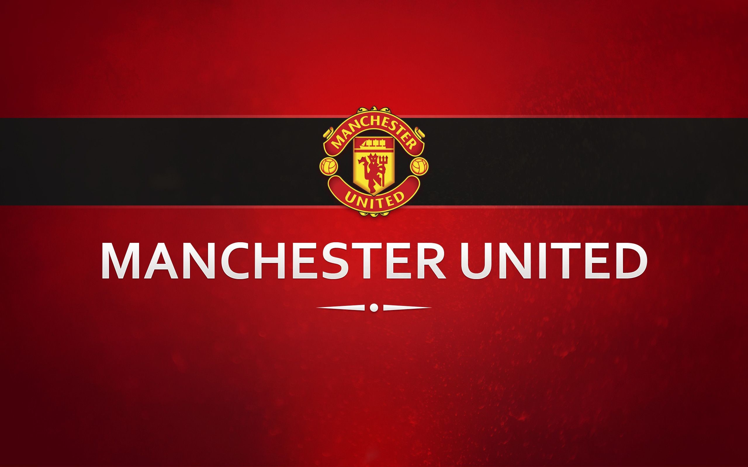 2560x1600 Manchester United Logo Wallpapers HD 2015 - Wallpaper Cave