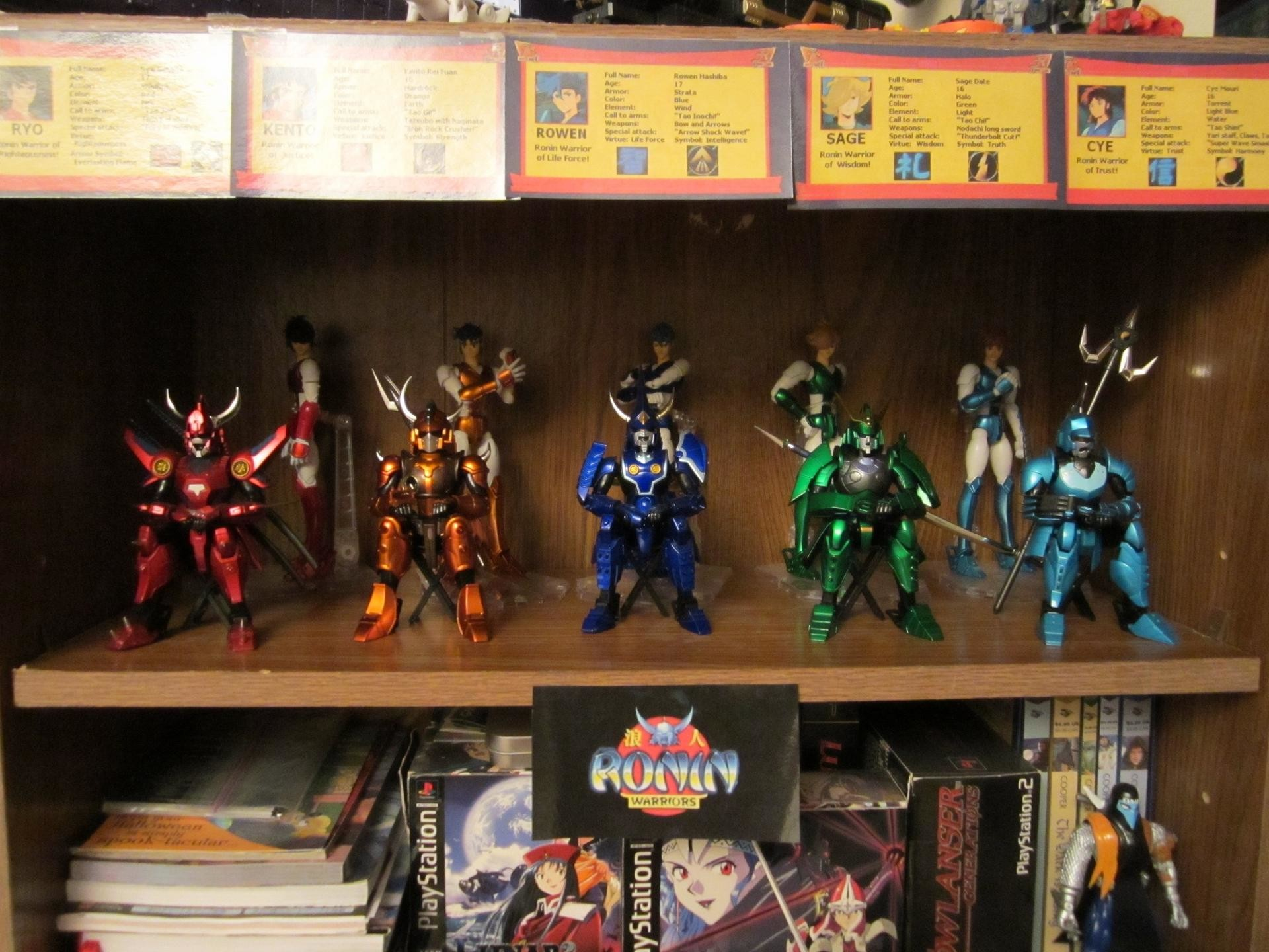 1920x1440 RONIN WARRIORS! New Armor Plus Toy Line! - Page 152 - TFW2005 .