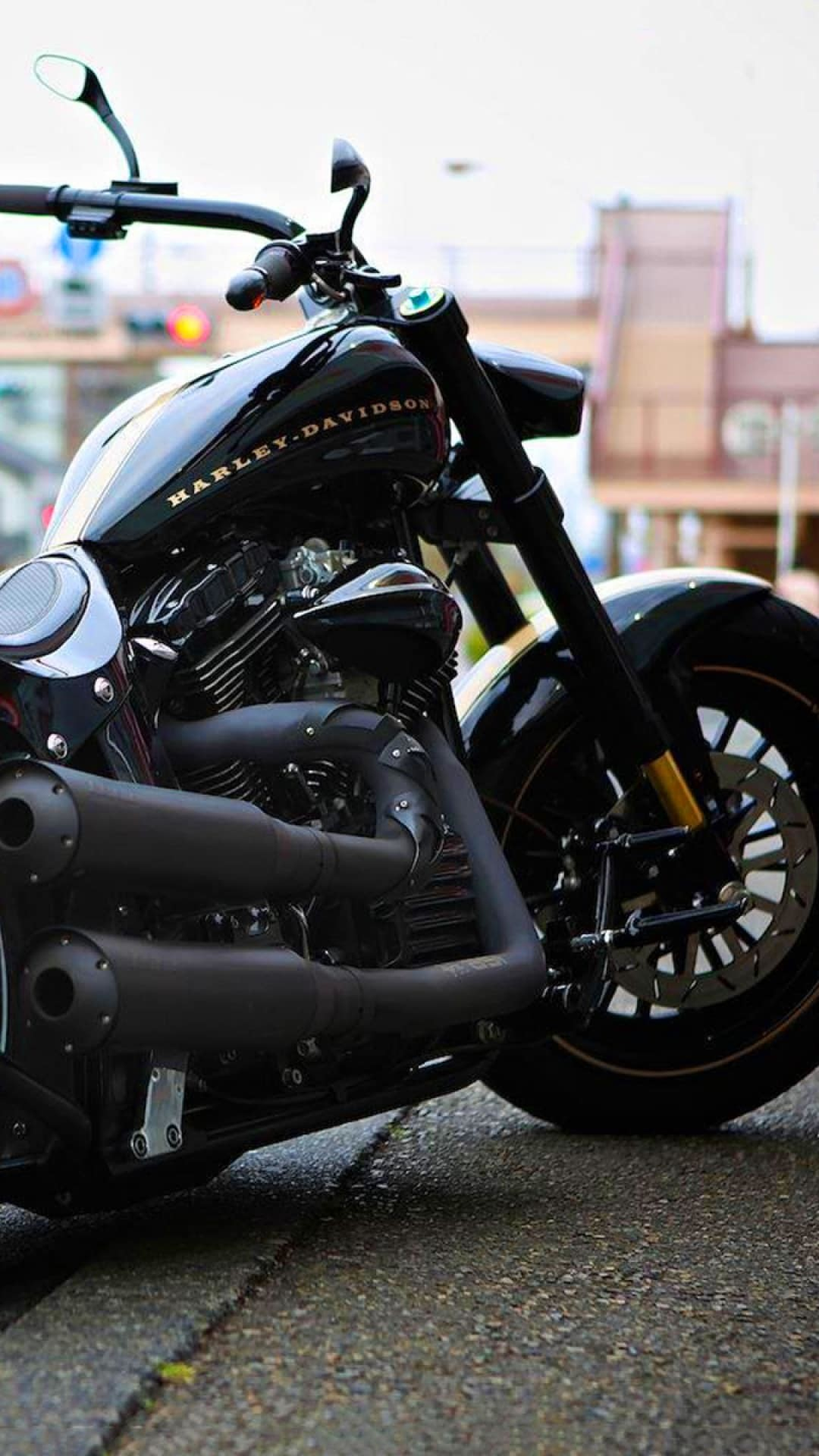 Harley Davidson Wallpapers And Screensavers 80 Images