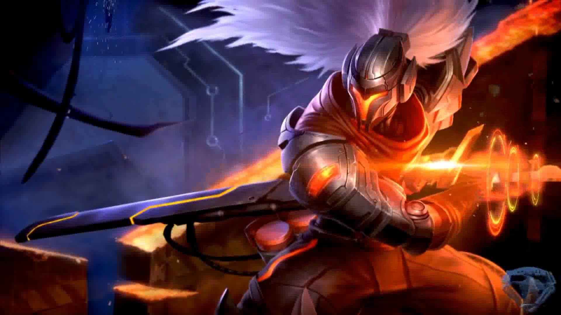 1920x1080 Project Yasuo (animated by DeepSpeeD187) Live Wallpaper (Dreamscene/Android  LWP) - YouTube