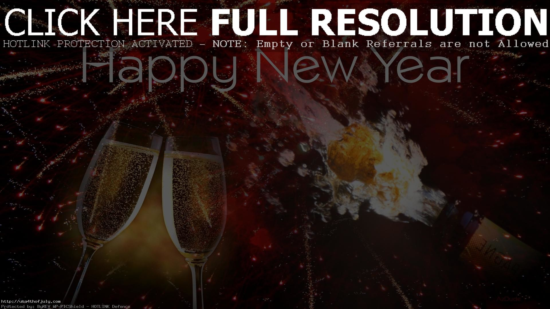 1920x1200 Happy New Year Messages Status In Hindi