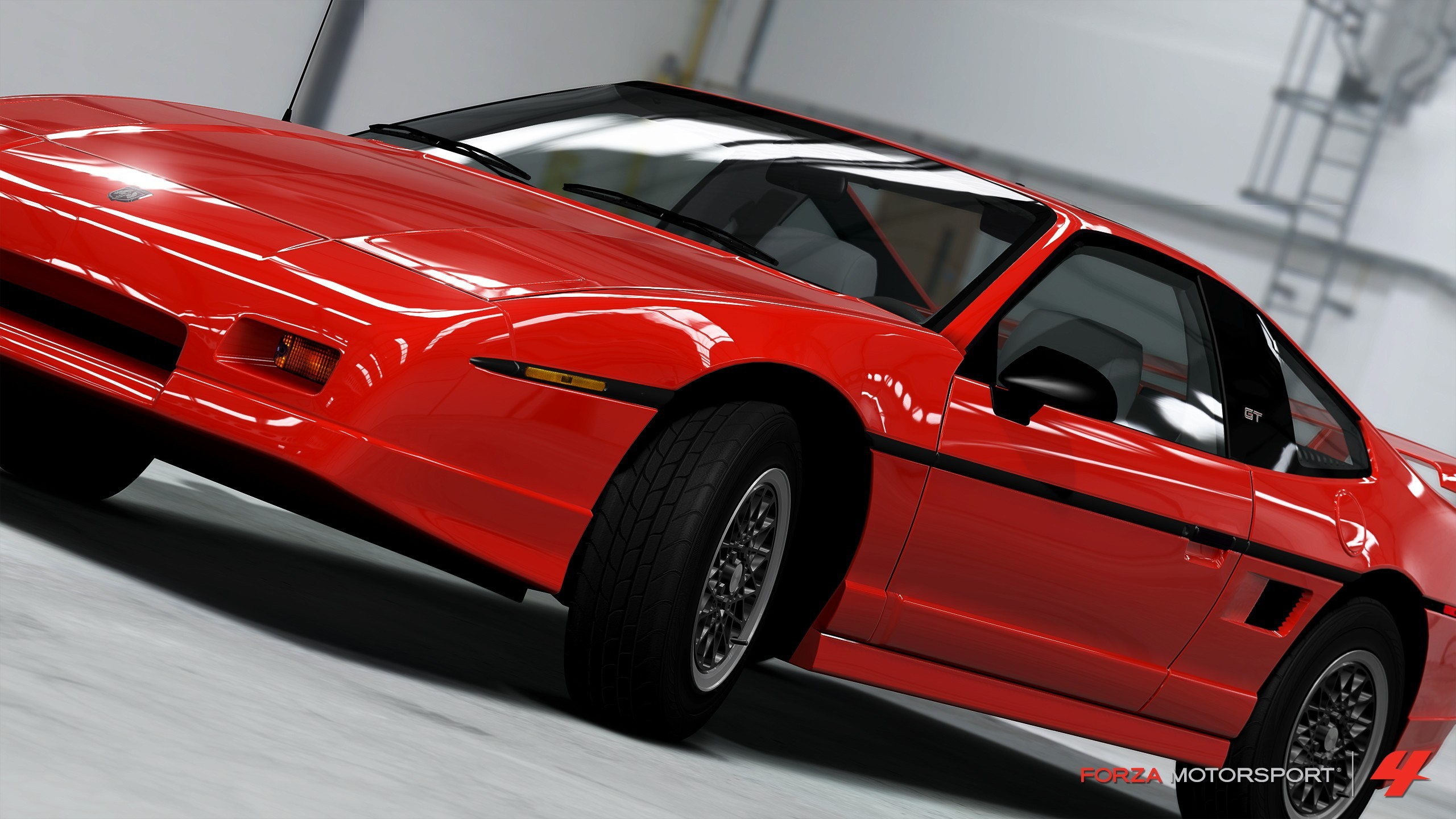 2560x1440 New car Pontiac Fiero wallpapers and images - wallpapers, pictures, photos
