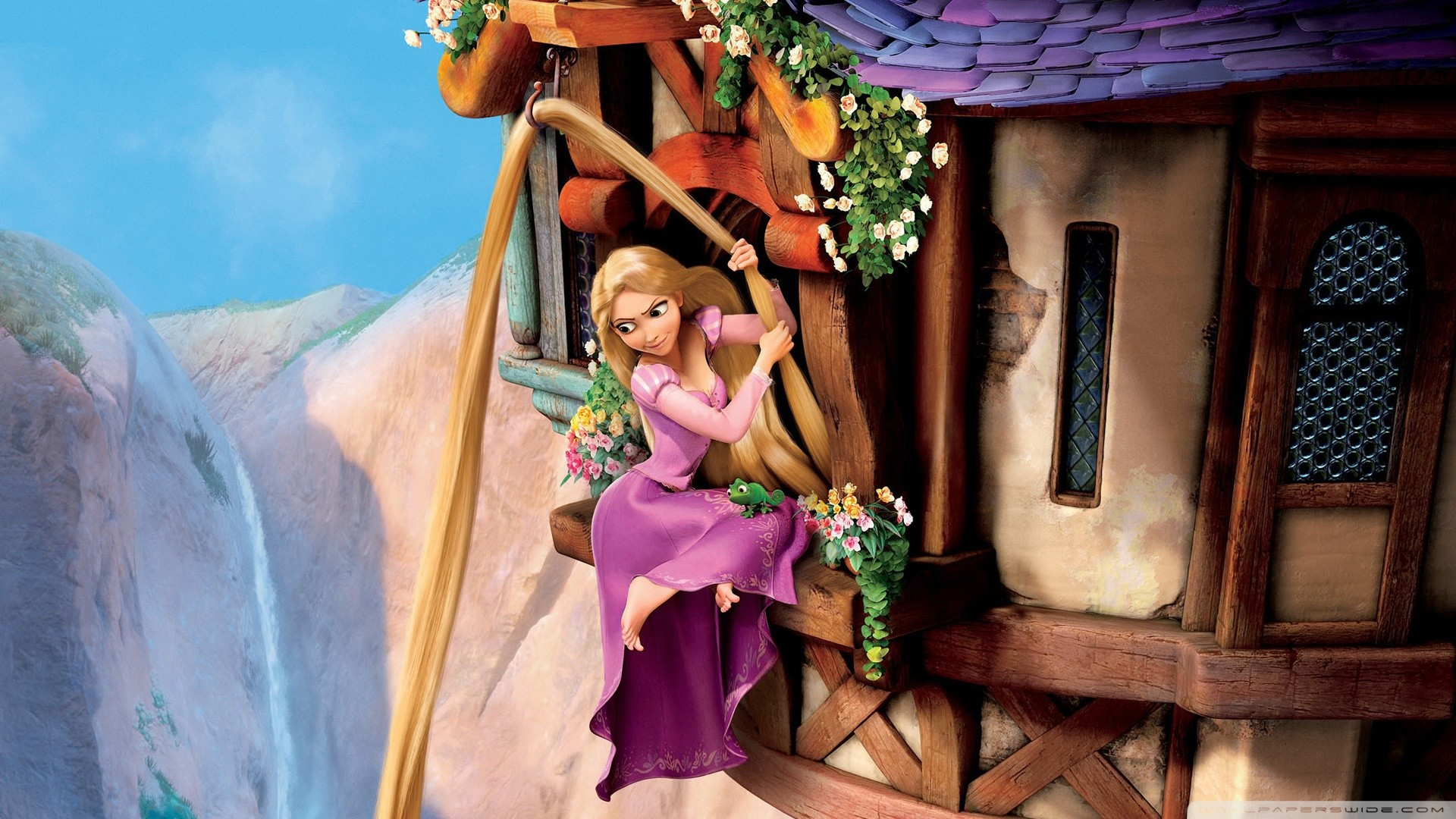 1920x1200 Tangled Images Rapunzel Wallpaper And Background Photos 1280A 1024 Wallpapers 45
