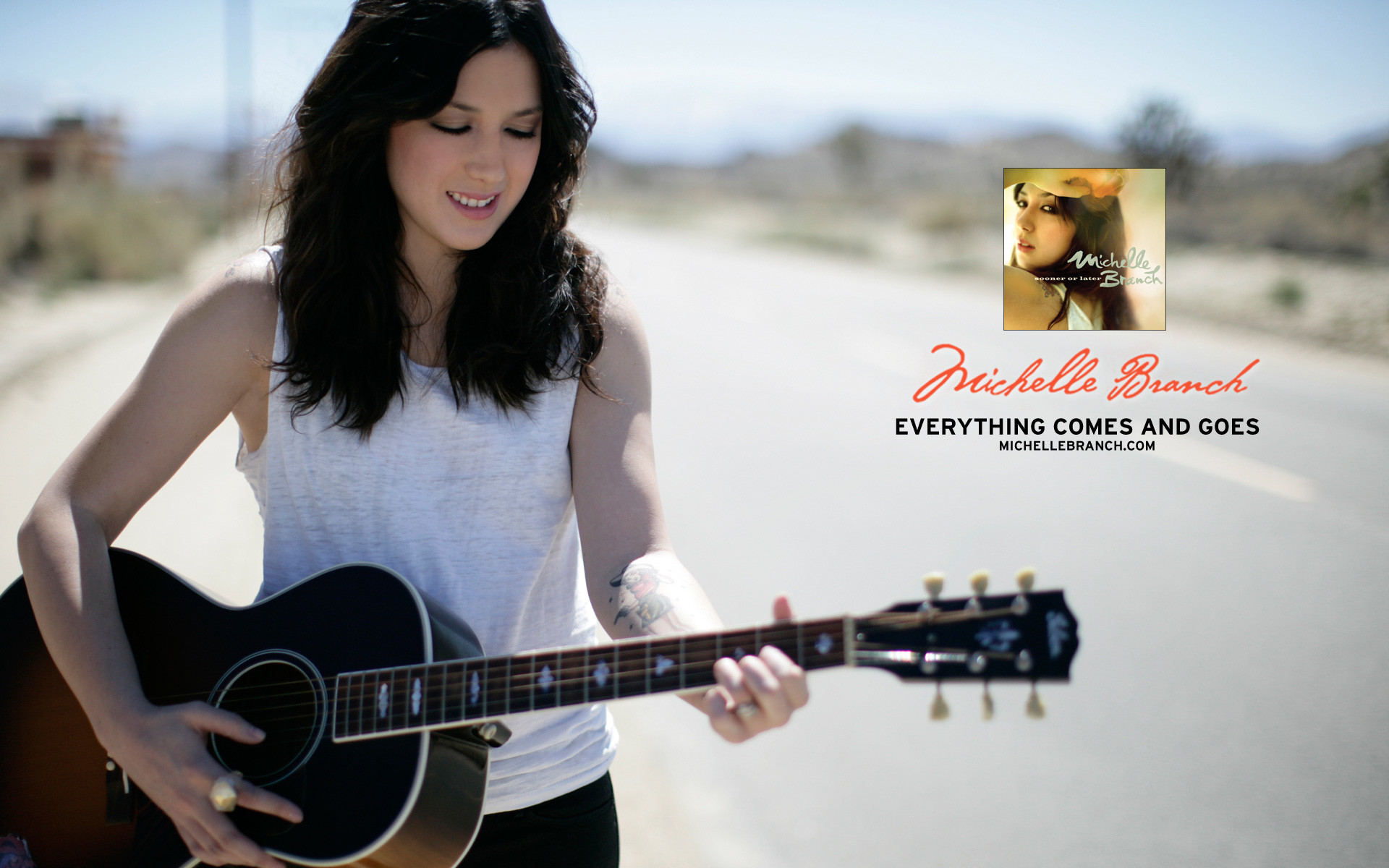 Res: 1920x1200, michelle branch everything comes and goes wallpaper 175491