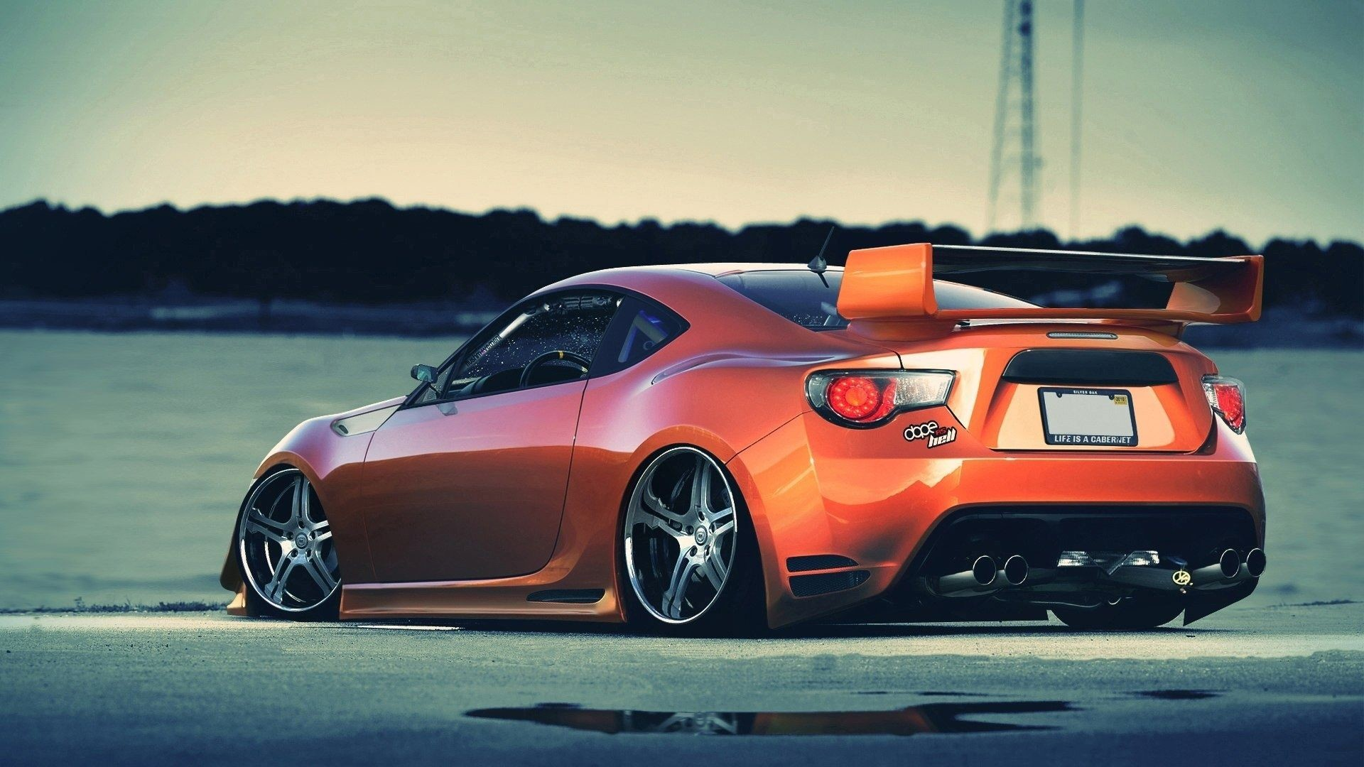 1920x1080 Tuned Cars Wallpapers Hd 36 With