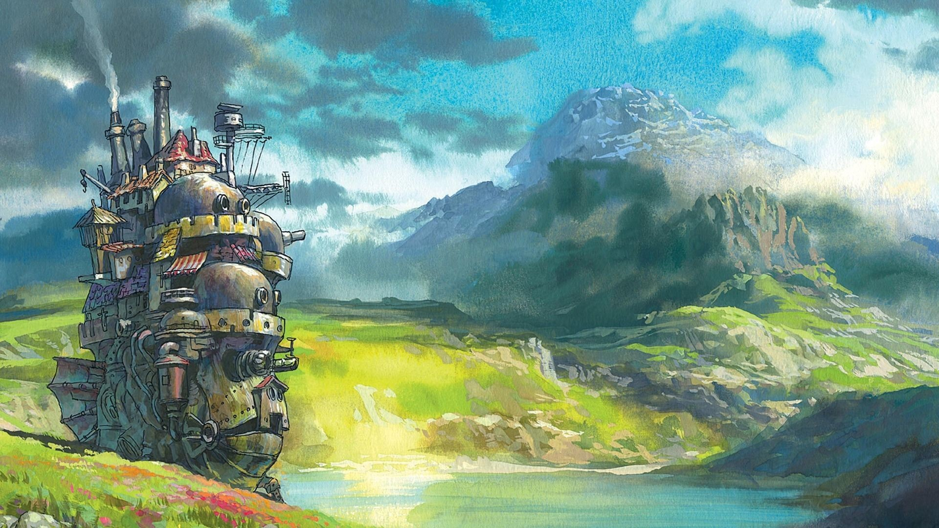 Studio Ghibli Wallpaper Hd 72 Images