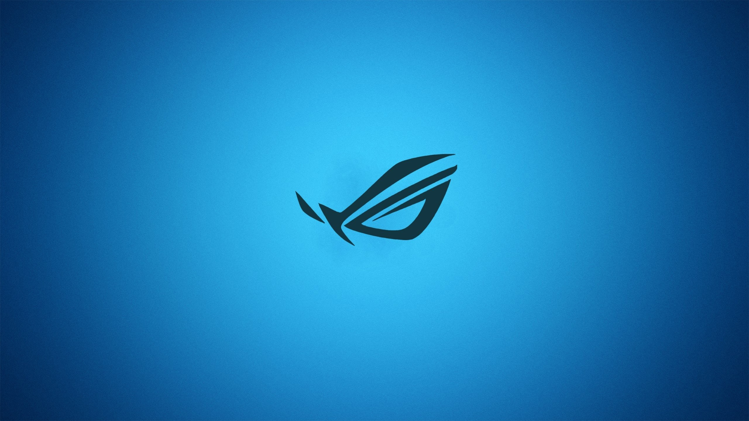 2560x1440 Awesome Blue Gaming Wallpaper