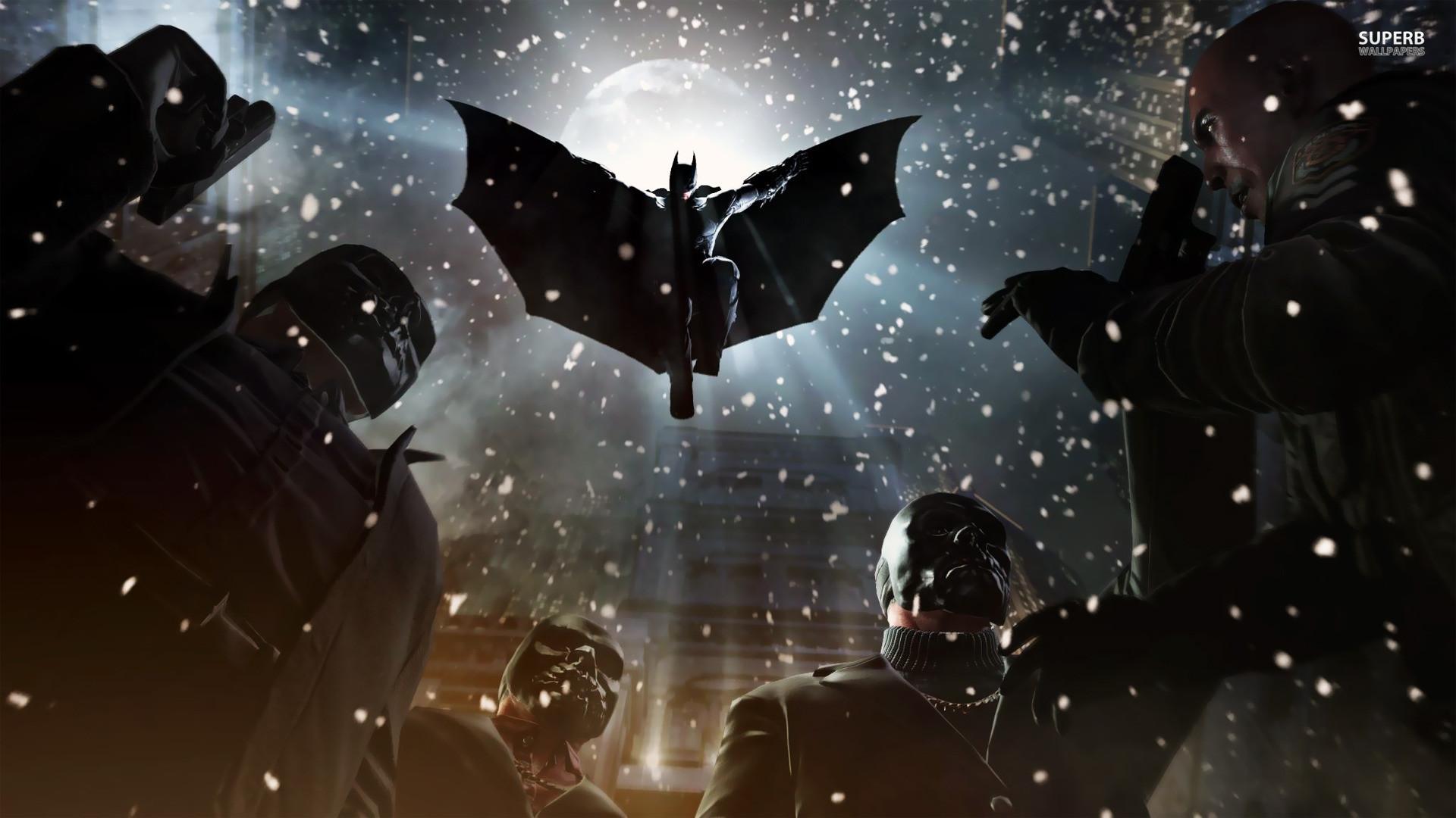 Batman Arkham Origins Wallpaper: Batman Killing Joke Wallpaper (84+ Images