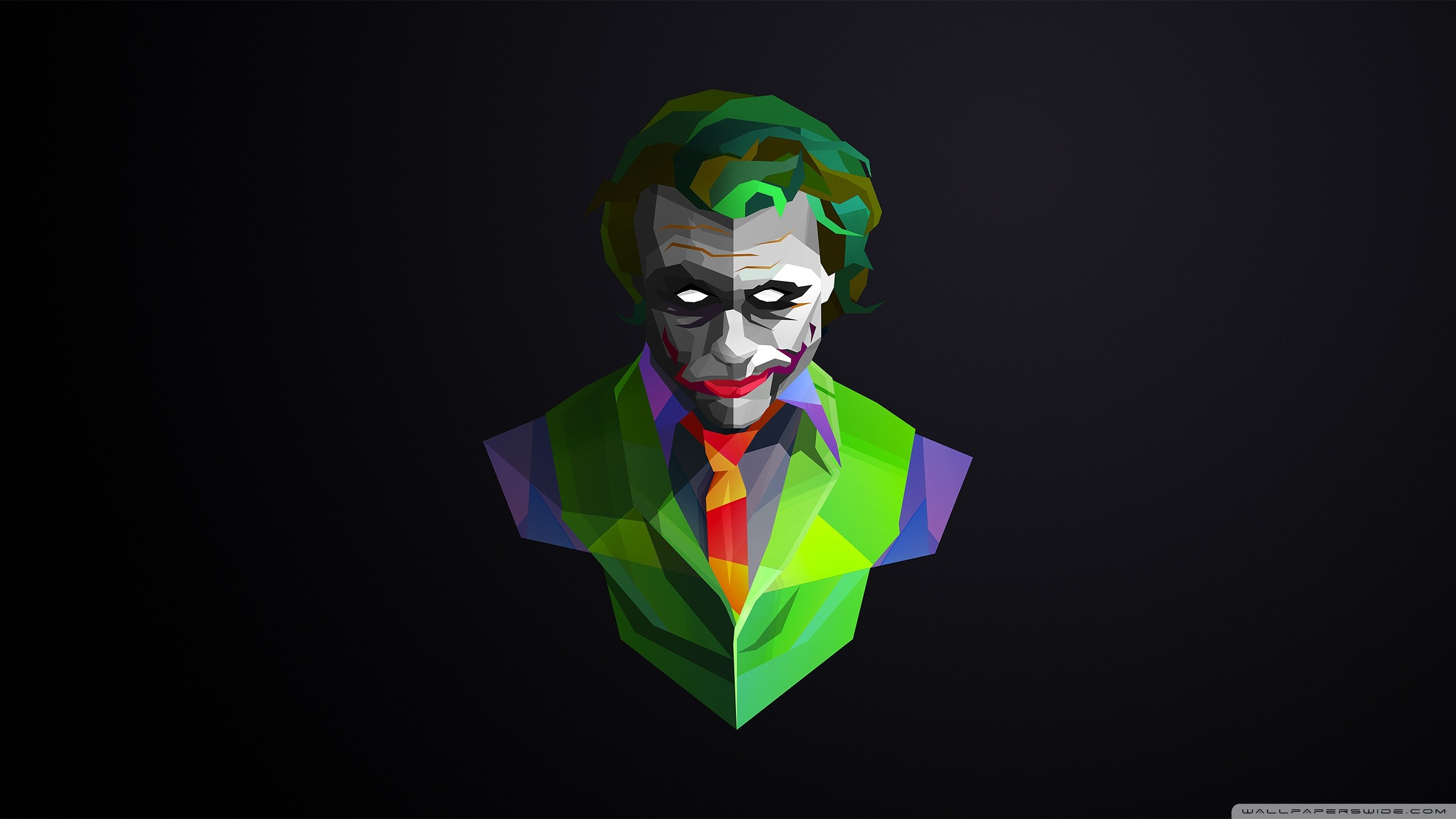 2560x1440 Joker HD Wide Wallpaper for 4K UHD Widescreen desktop & smartphone