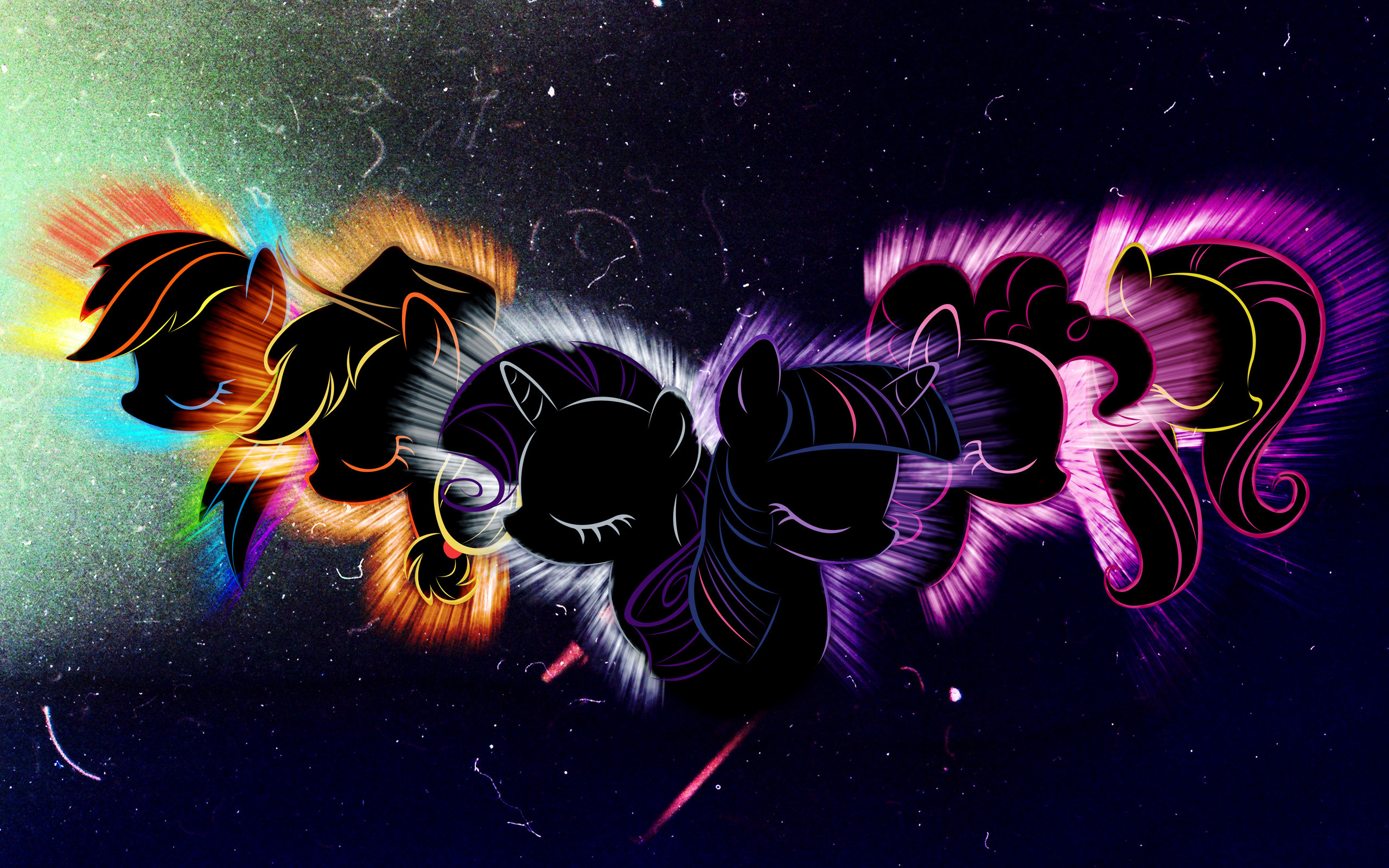 2560x1600 Pony Wallpapers - My Little Pony Friendship is Magic Wallpaper .