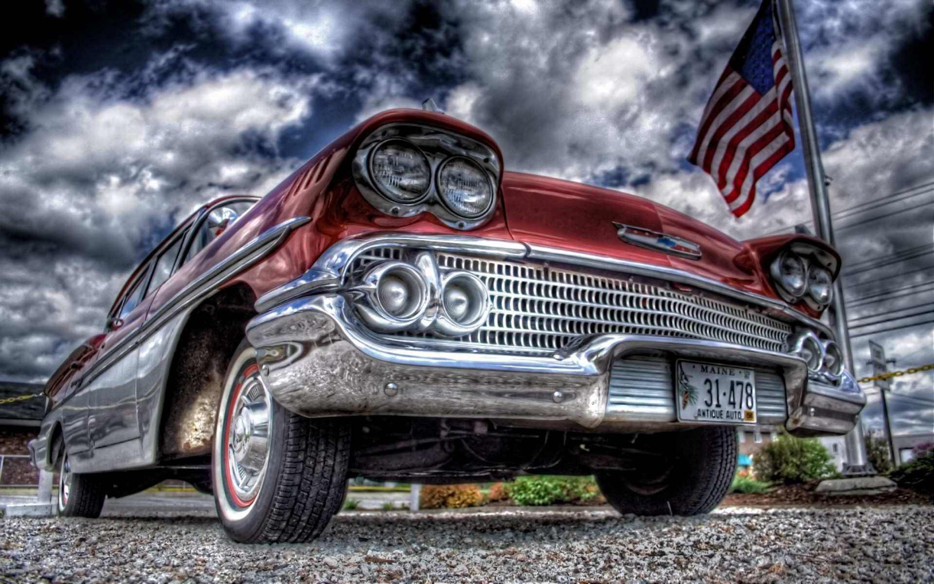 Classic Cars Wallpapers 75 Images