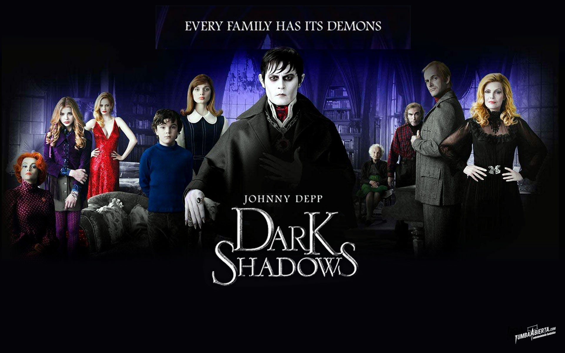 1920x1200 Dark Shadows,
