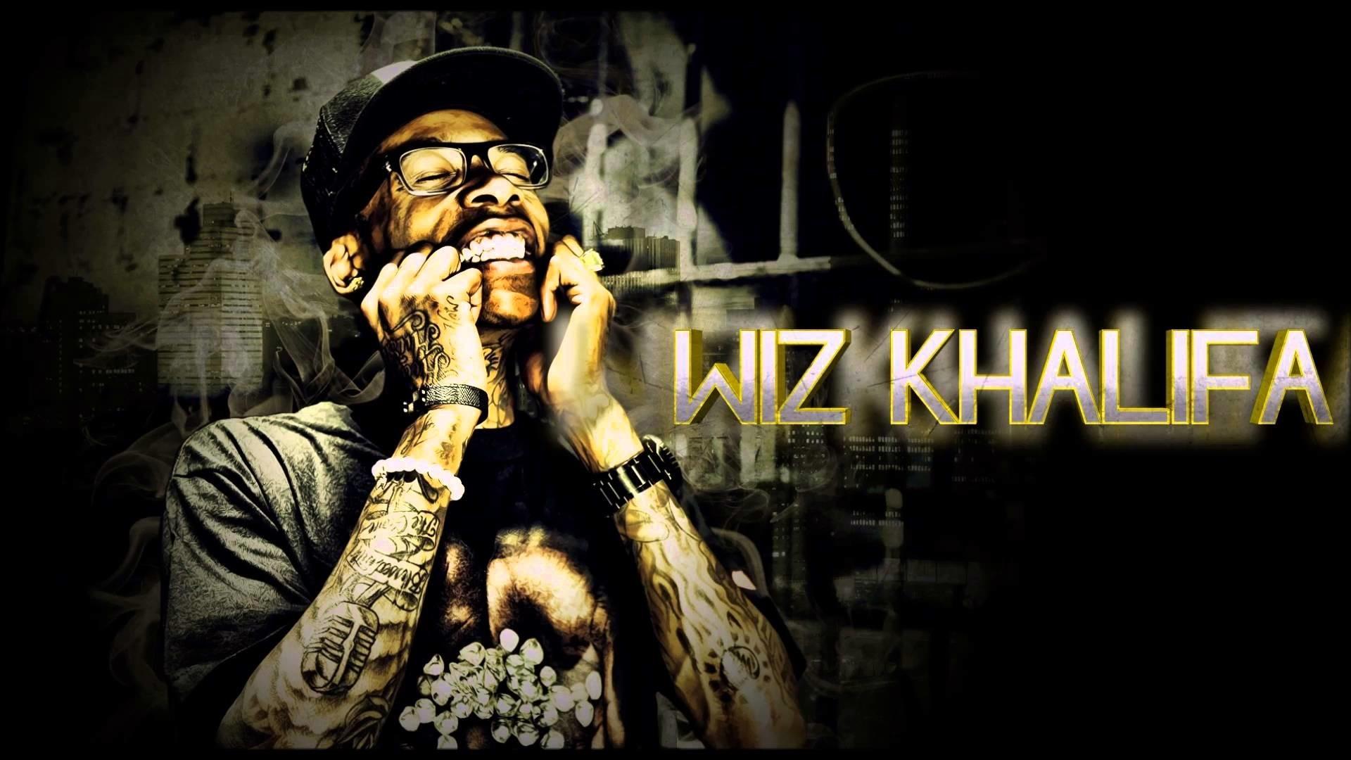 Wiz Khalifa Smoking Wallpaper (62+ Images