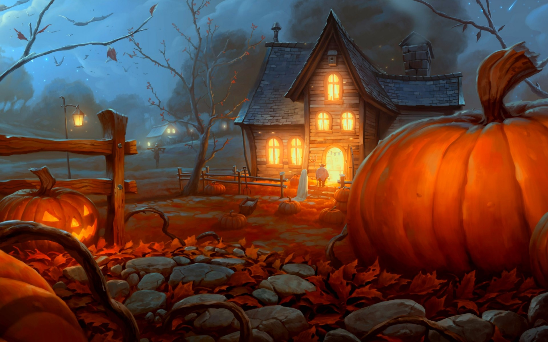 1920x1200 Animated Halloween Wallpapers – Festival Collections