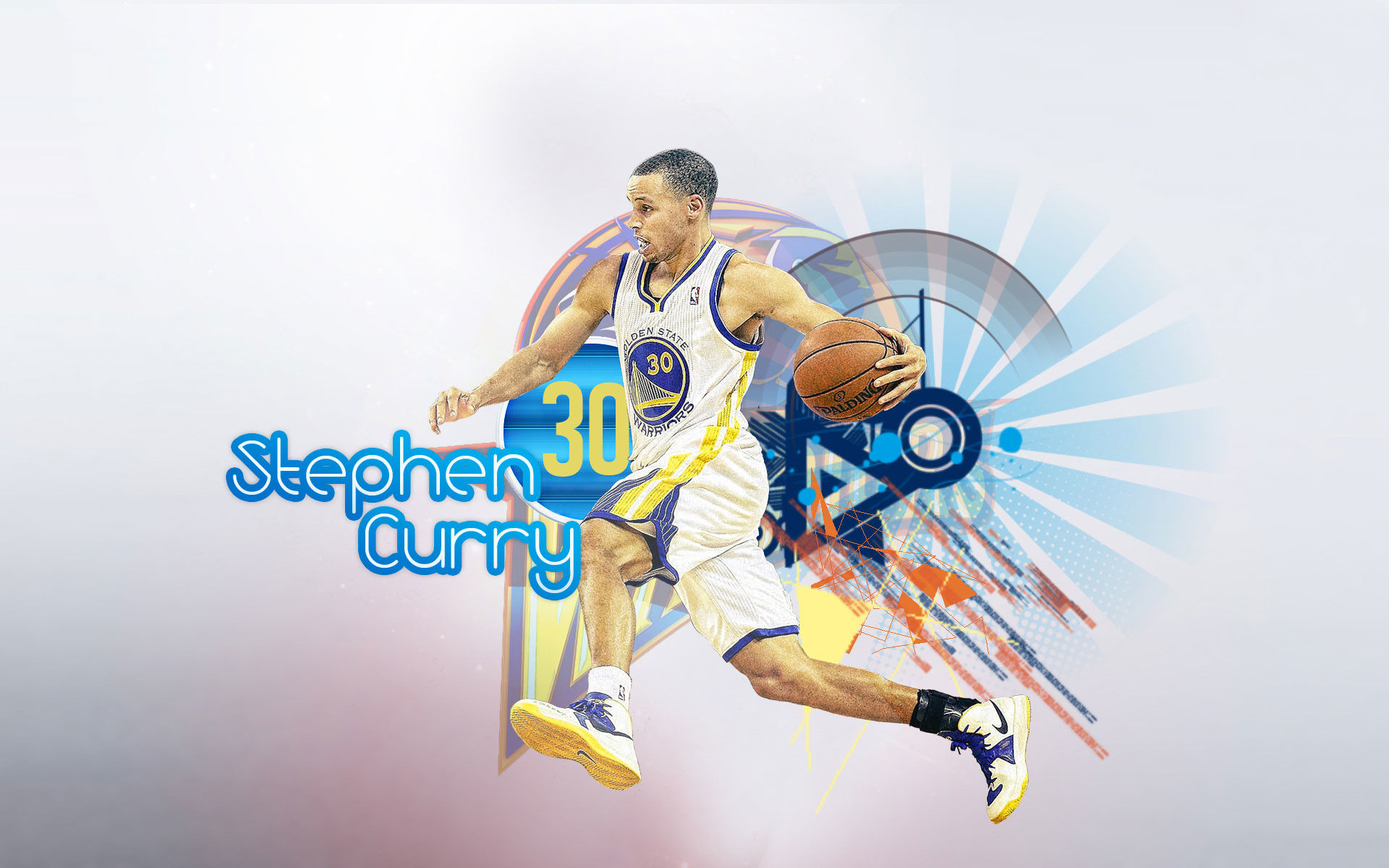 1920x1200 ... FunMozar – Stephen Curry Wallpaper Shooting 5 ...