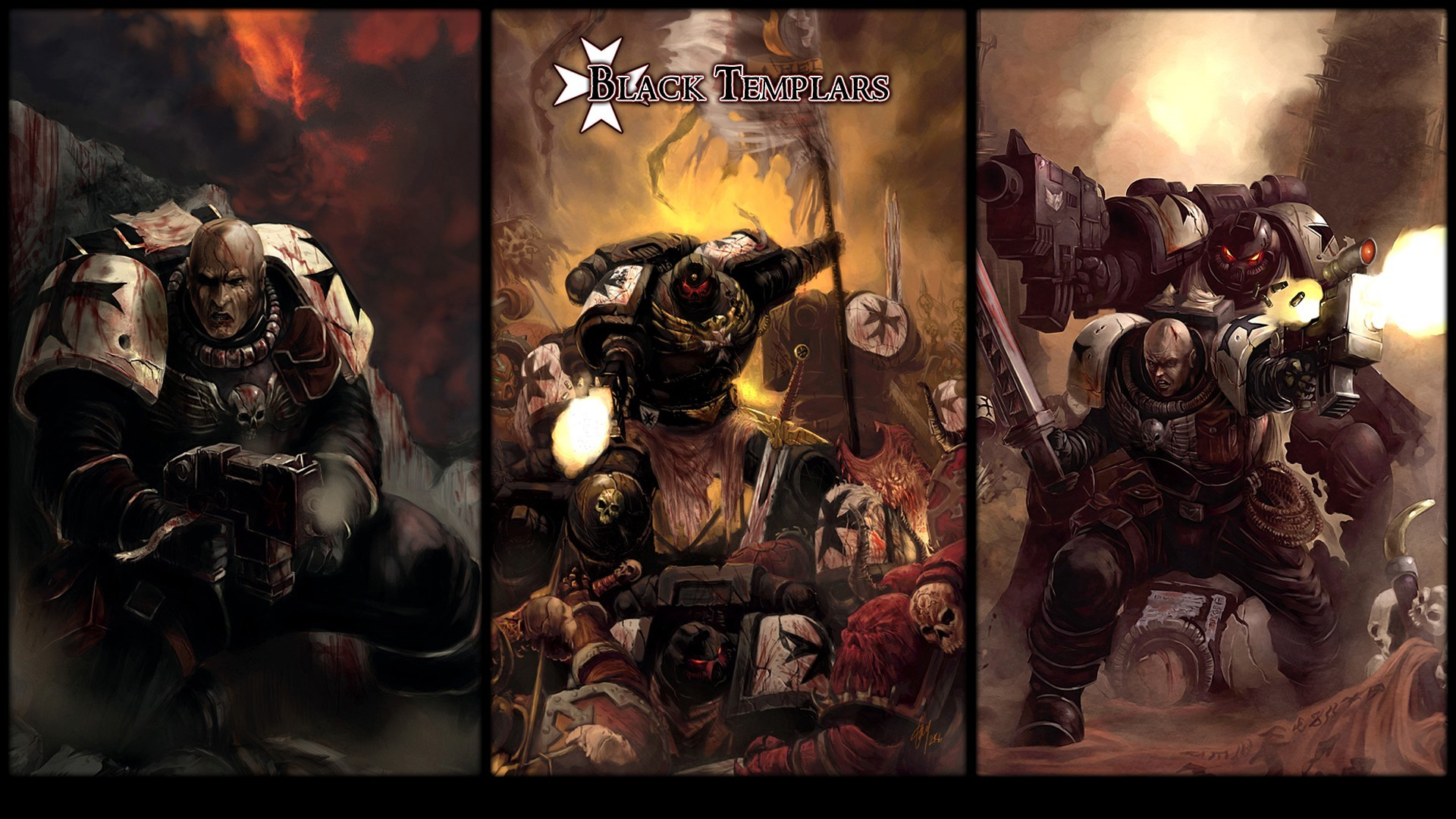 1920x1080 Warhammer 40K Wallpaper  Warhammer, 40K, Space, Marines, Dawn .