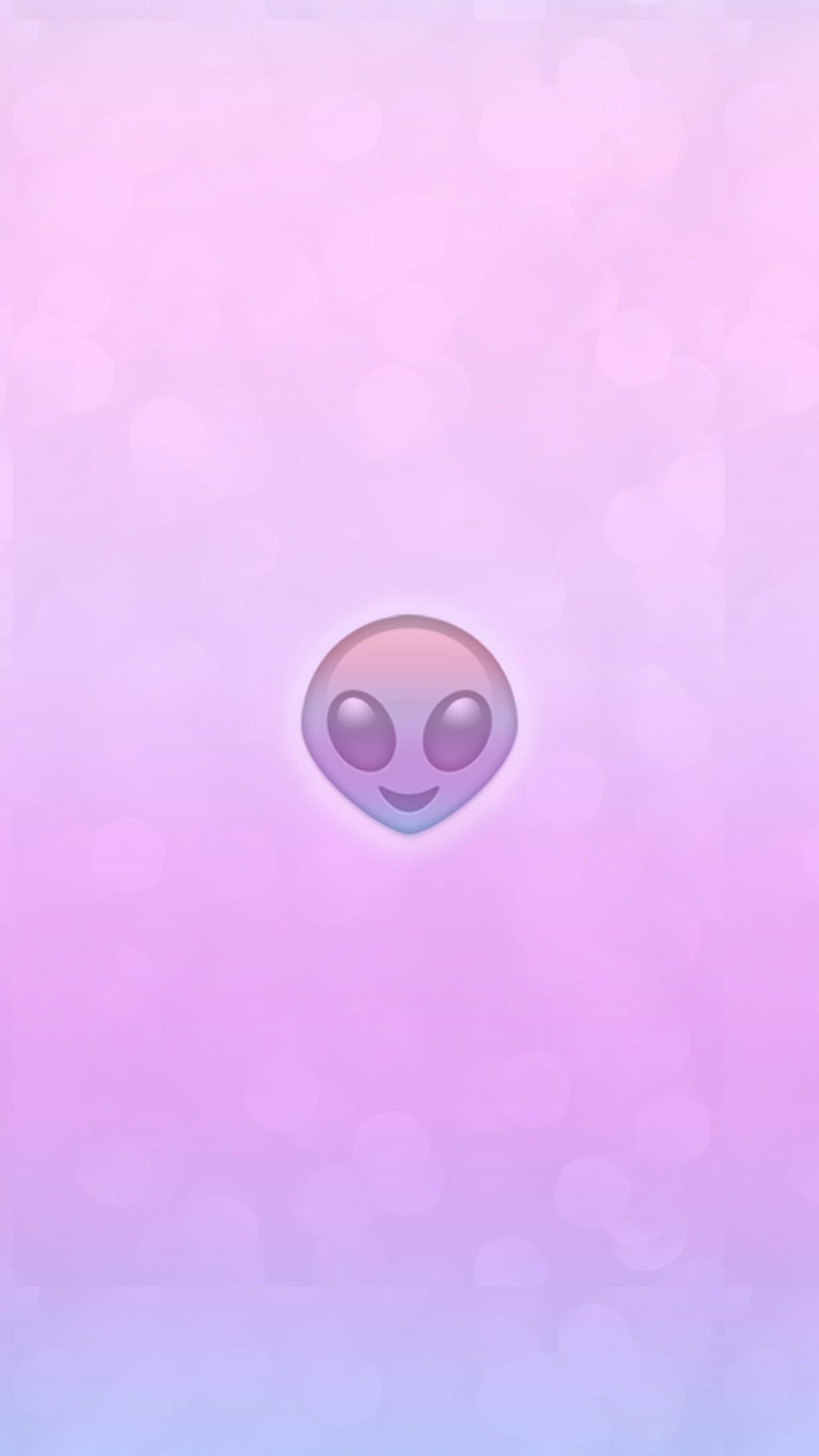Alien Emoji Wallpaper 54 Images