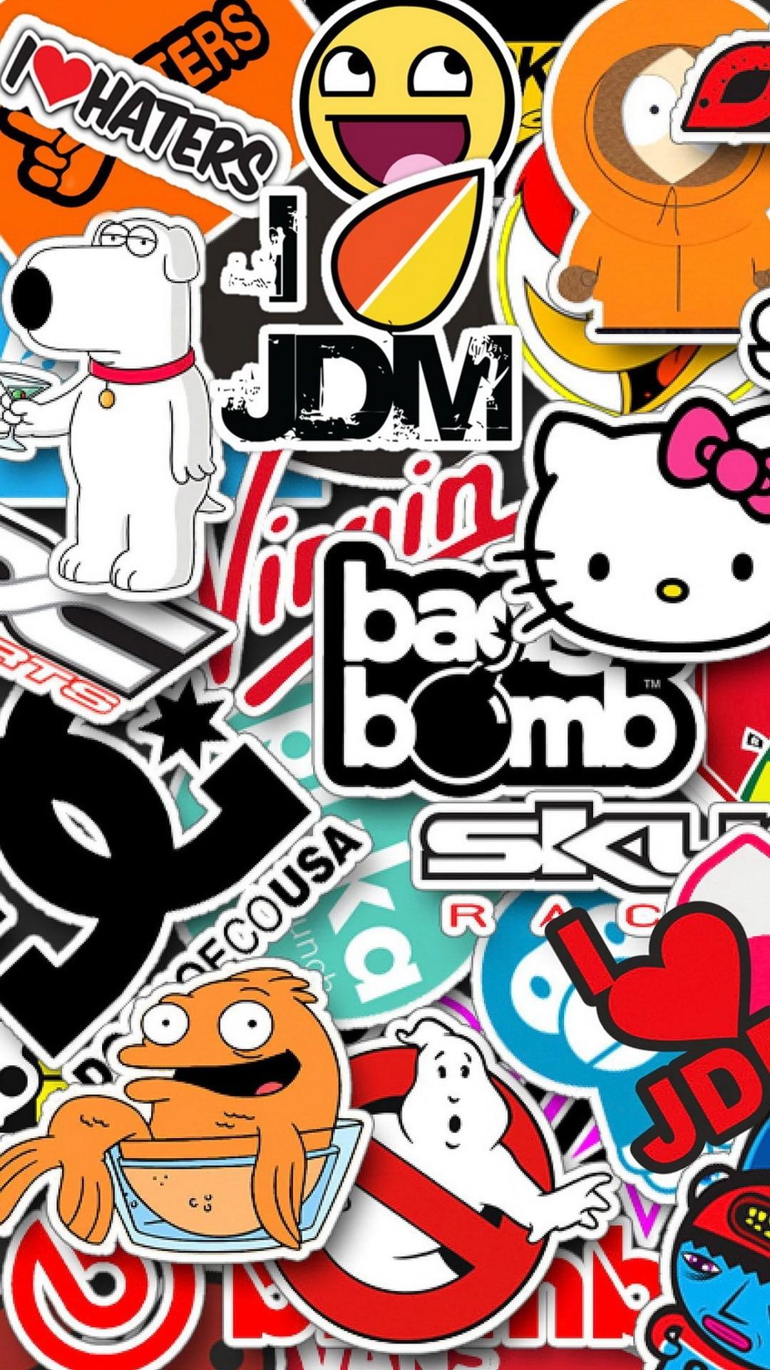 Sticker Bomb Wallpaper Hd 63 Images