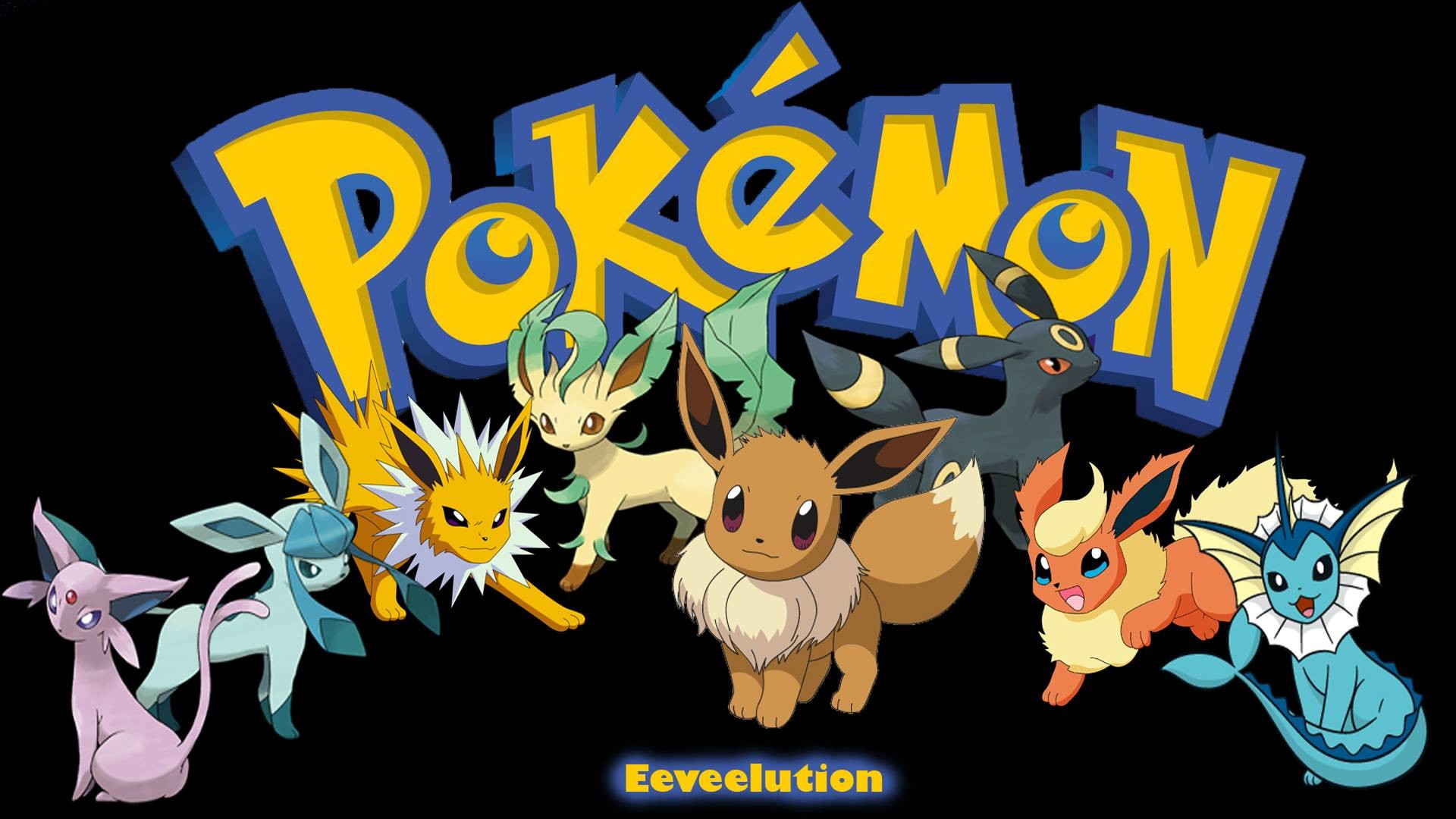 1920x1080 Pokemon Pictures Only Of Eevee Images | TheCelebrityPix